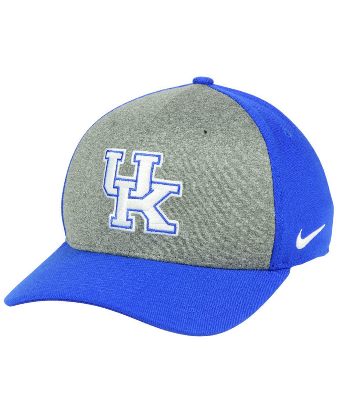 pretty nice ad733 2a874 ... buy lyst nike kentucky wildcats legend swooshflex cap for men dc133  a488d