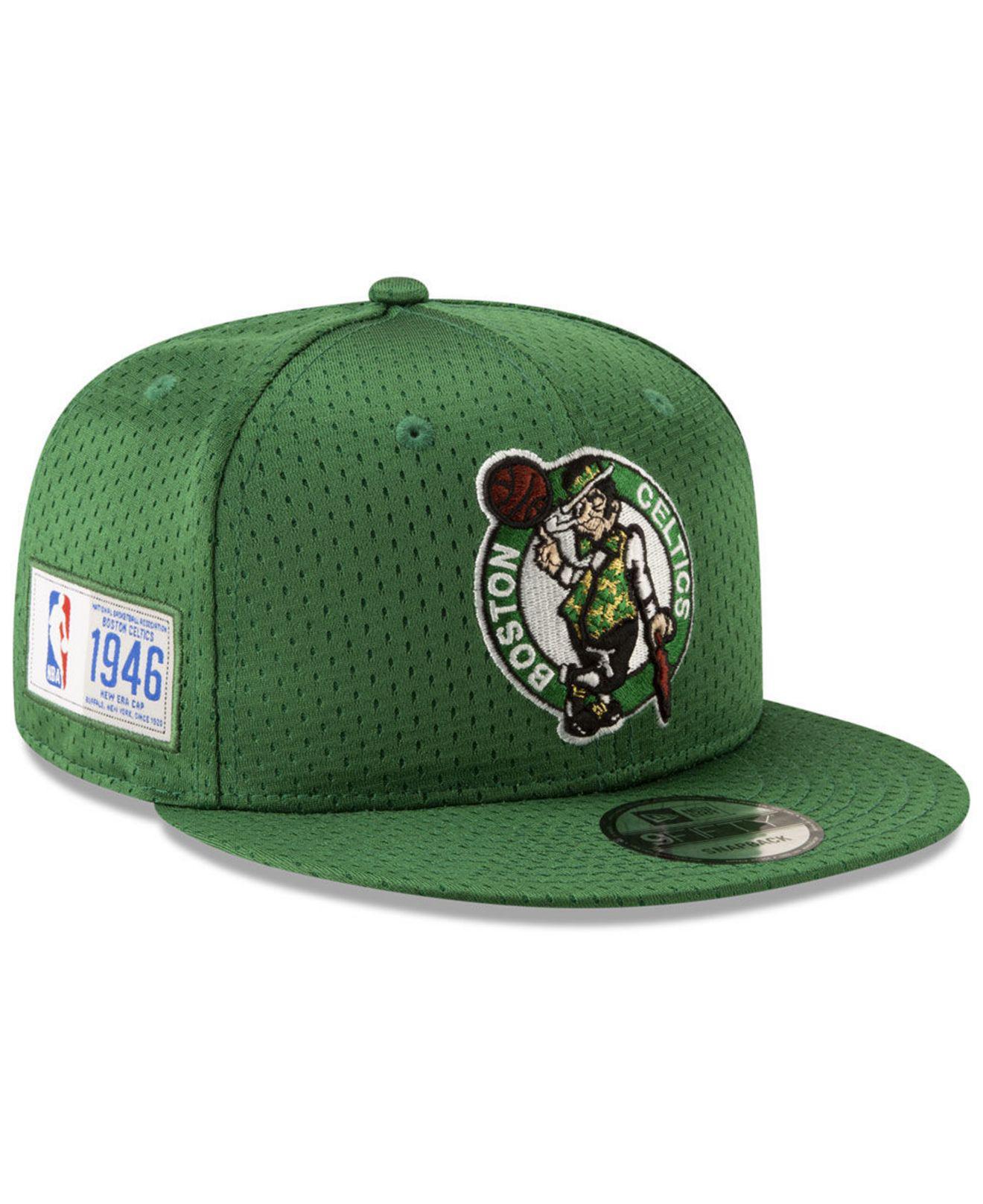 cheap for discount cb955 84756 ... france ktz. mens green boston celtics jock tag 9fifty snapback cap  4f712 91a57