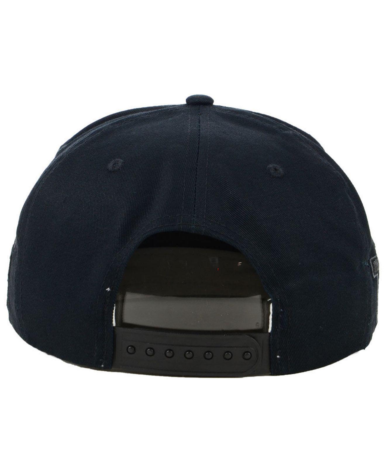 best service 7cedb 800e3 Nike - Washington Huskies Sport Specialties Black On Black Snapback Cap for  Men - Lyst. View fullscreen