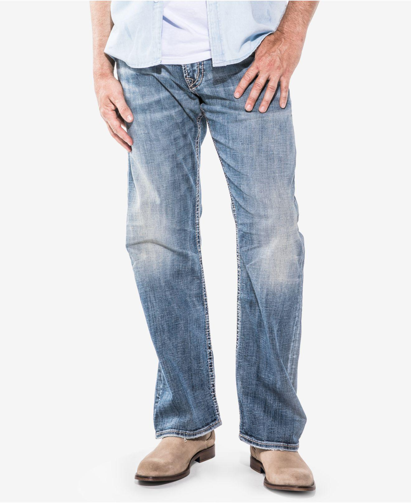 Shop the Latest Collection of Silver Jeans Co. Jeans for Men Online at angrydog.ga FREE SHIPPING AVAILABLE!