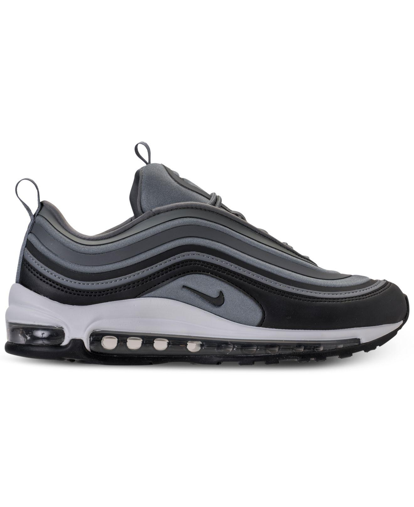 ... new style lyst nike air max 97 ul 17 casual sneakers from finish line  in gray 86e610597