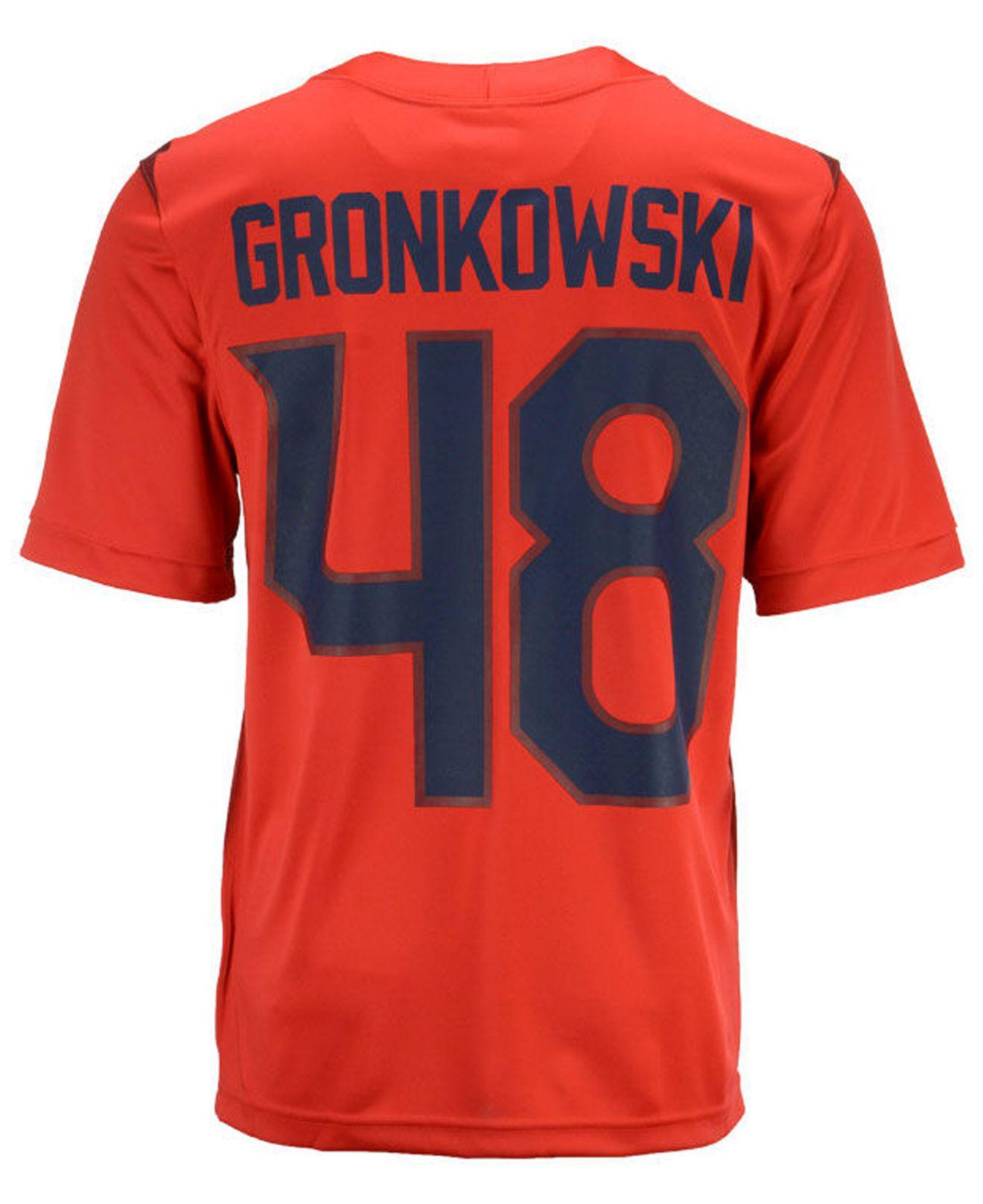 rob gronkowski arizona wildcats jersey