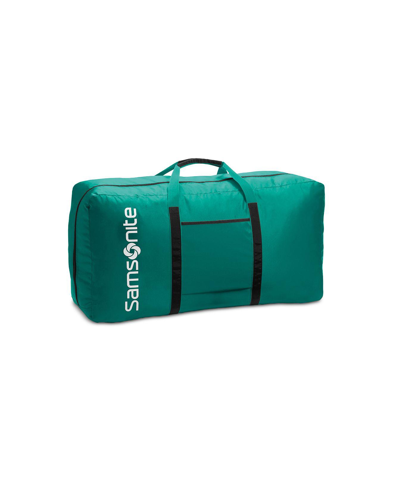 Lyst - Samsonite Tote-a-ton Duffle Bag in Green for Men - Save ... 15e5e84b79715