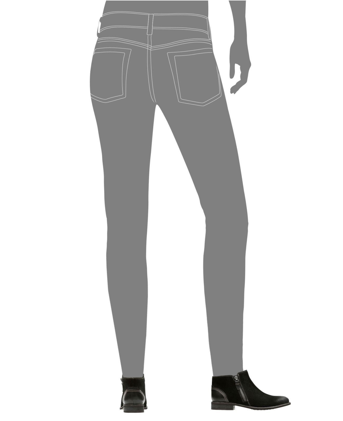 76f960f3b3c8 Lyst - Clarks Women s Maypearl Juno Ankle Booties in Black