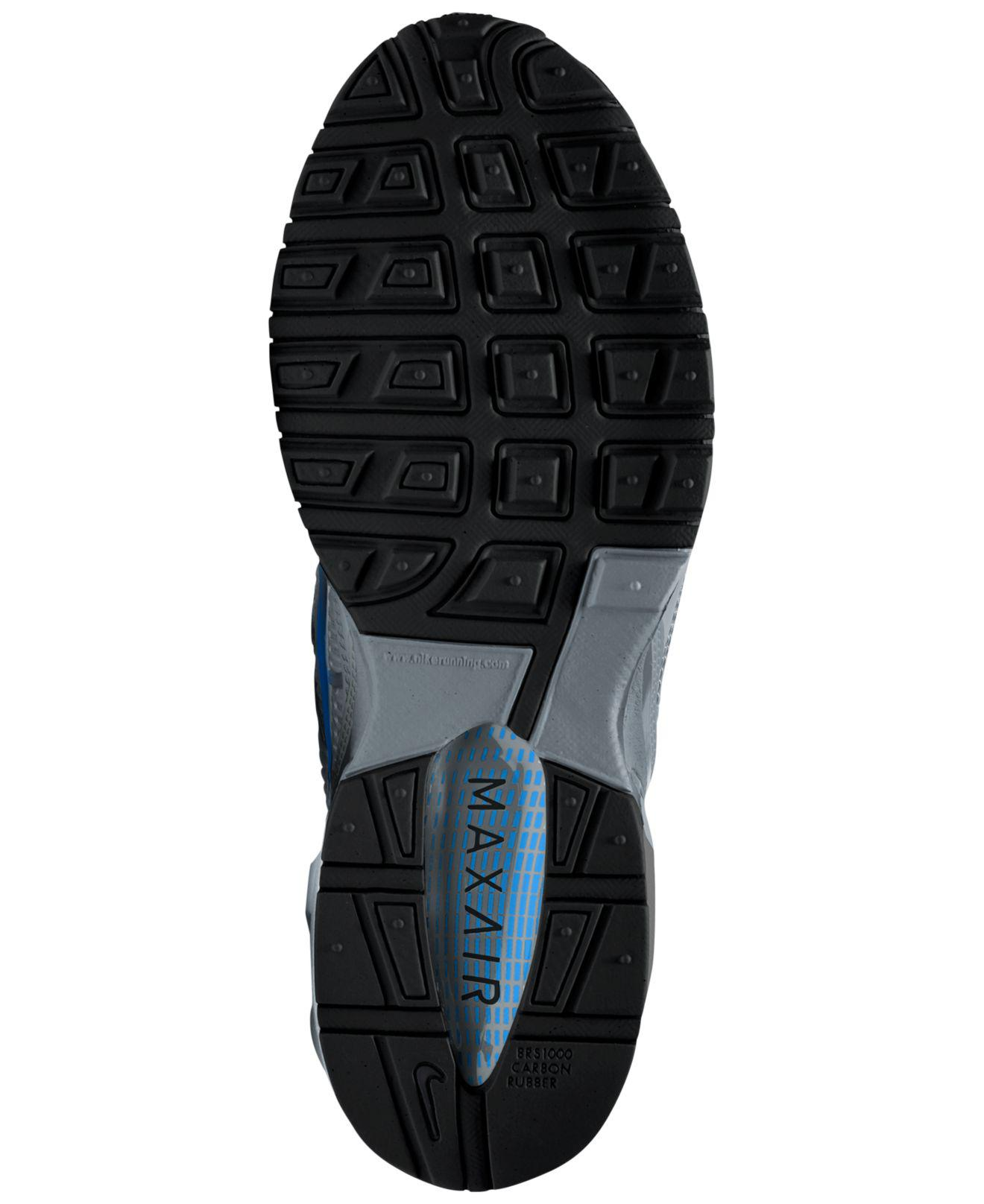 7ed37993c10 Nike - Blue Air Max Torch 4 Running Sneakers From Finish Line for Men -  Lyst. View fullscreen