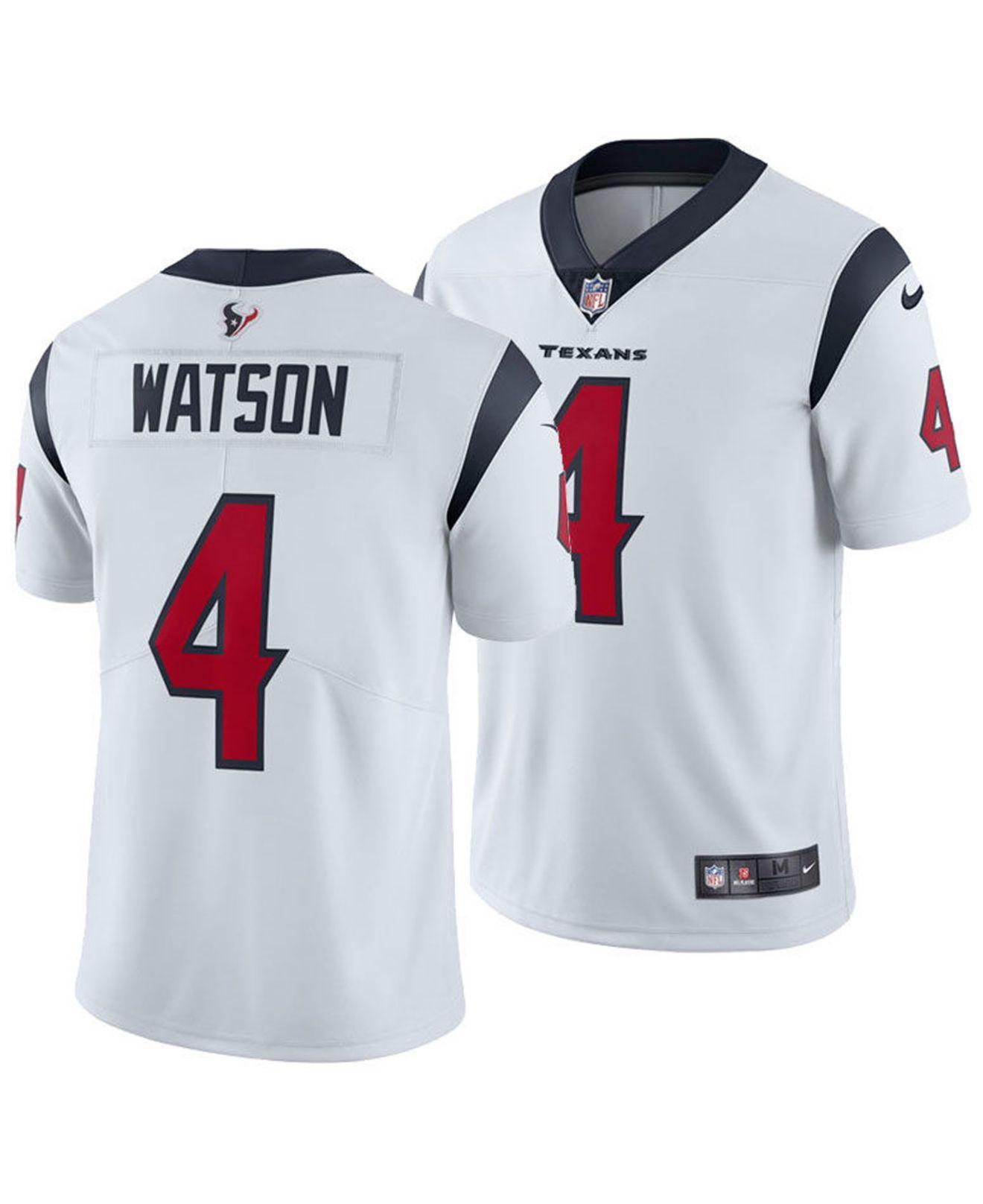 Deshaun Watson Houston Texans Vapor Untouchable Limited Jersey