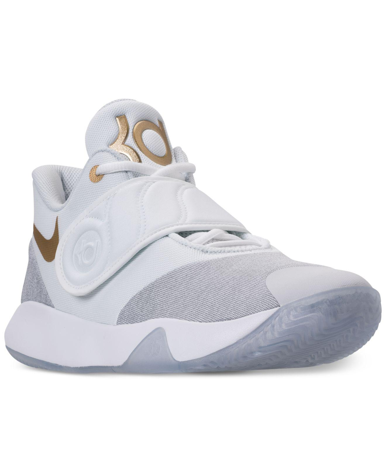 d21d96c7933a Lyst - Nike Kd Trey 5 Vi Basketball Sneakers From Finish Line in ...
