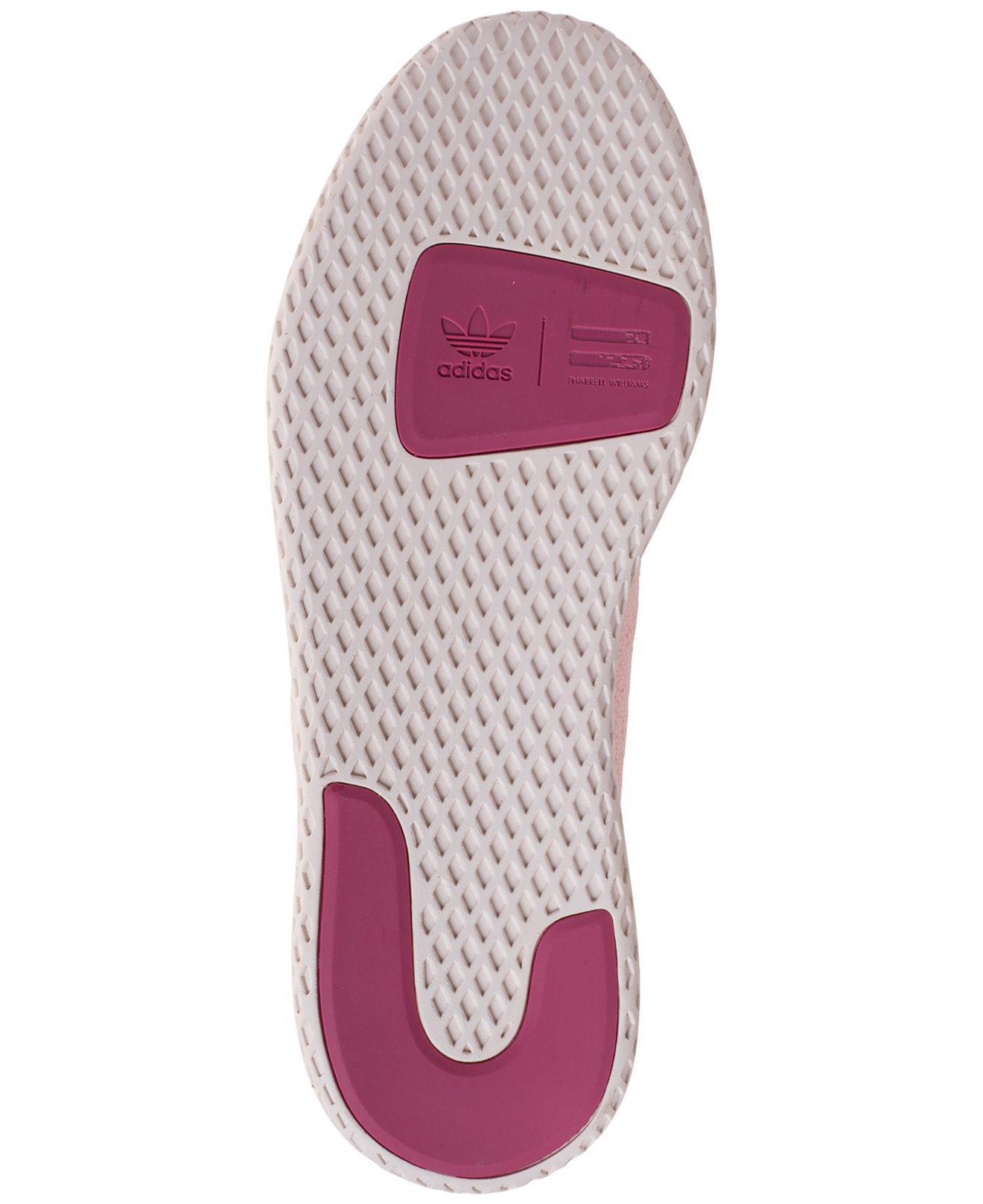 b8fcc065b Lyst - adidas Originals Pharrell Williams Tennis Hu Casual Sneakers ...