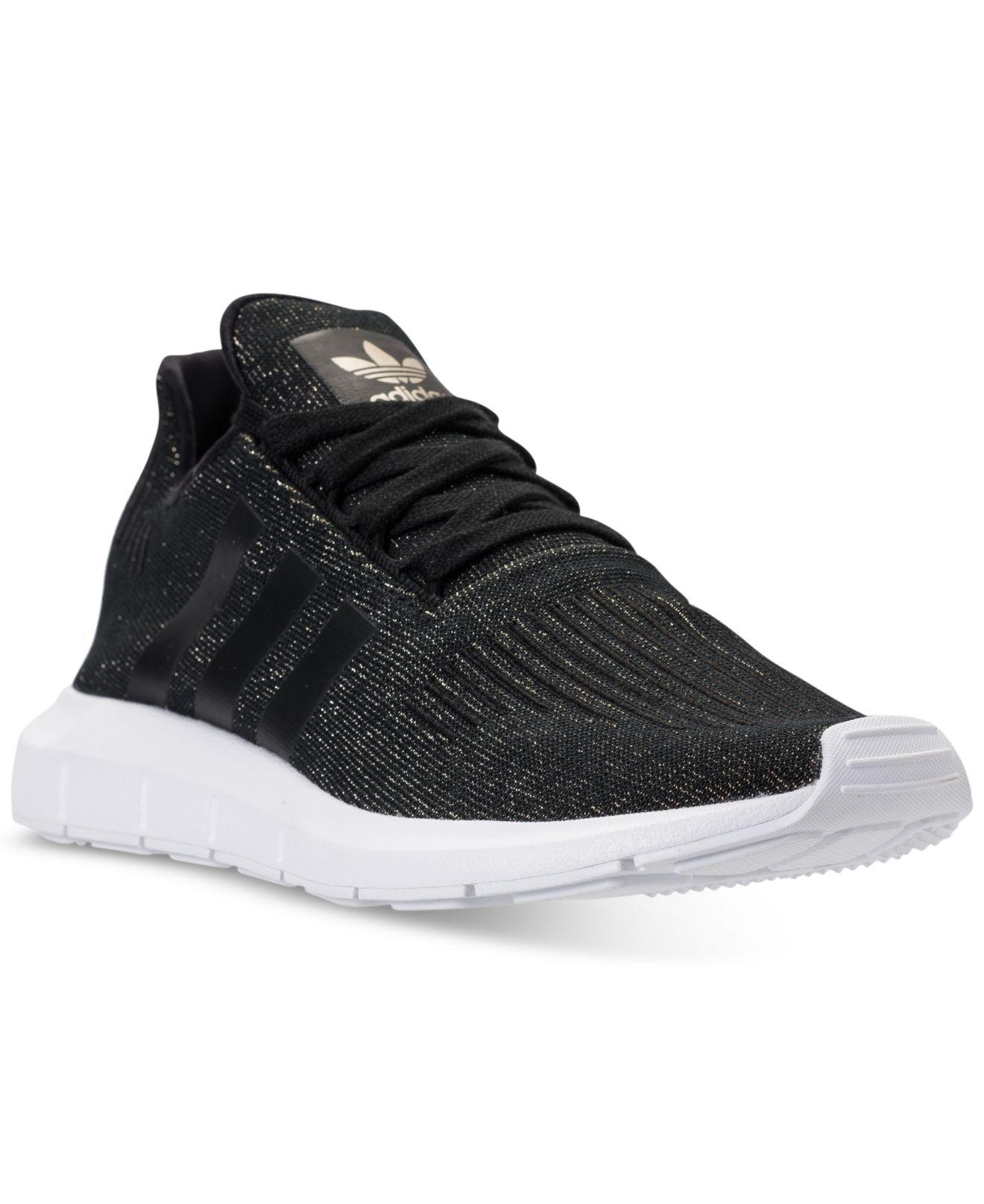 7485a6de3 Lyst - adidas Women s Swift Run Casual Sneakers From Finish Line in ...