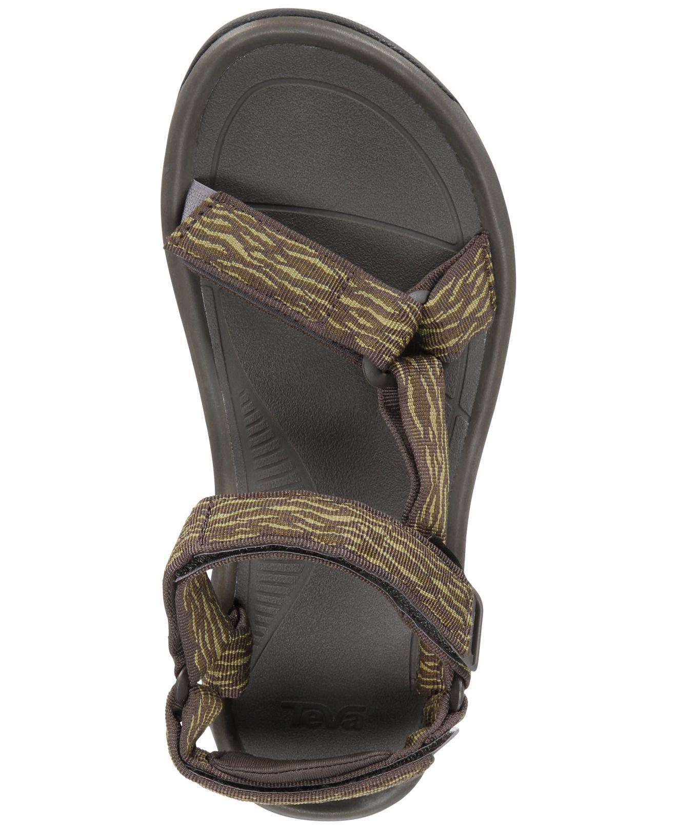 8252db0501d95 Teva - Black Hurricane Xlt2 Water-resistant Sandals for Men - Lyst. View  fullscreen