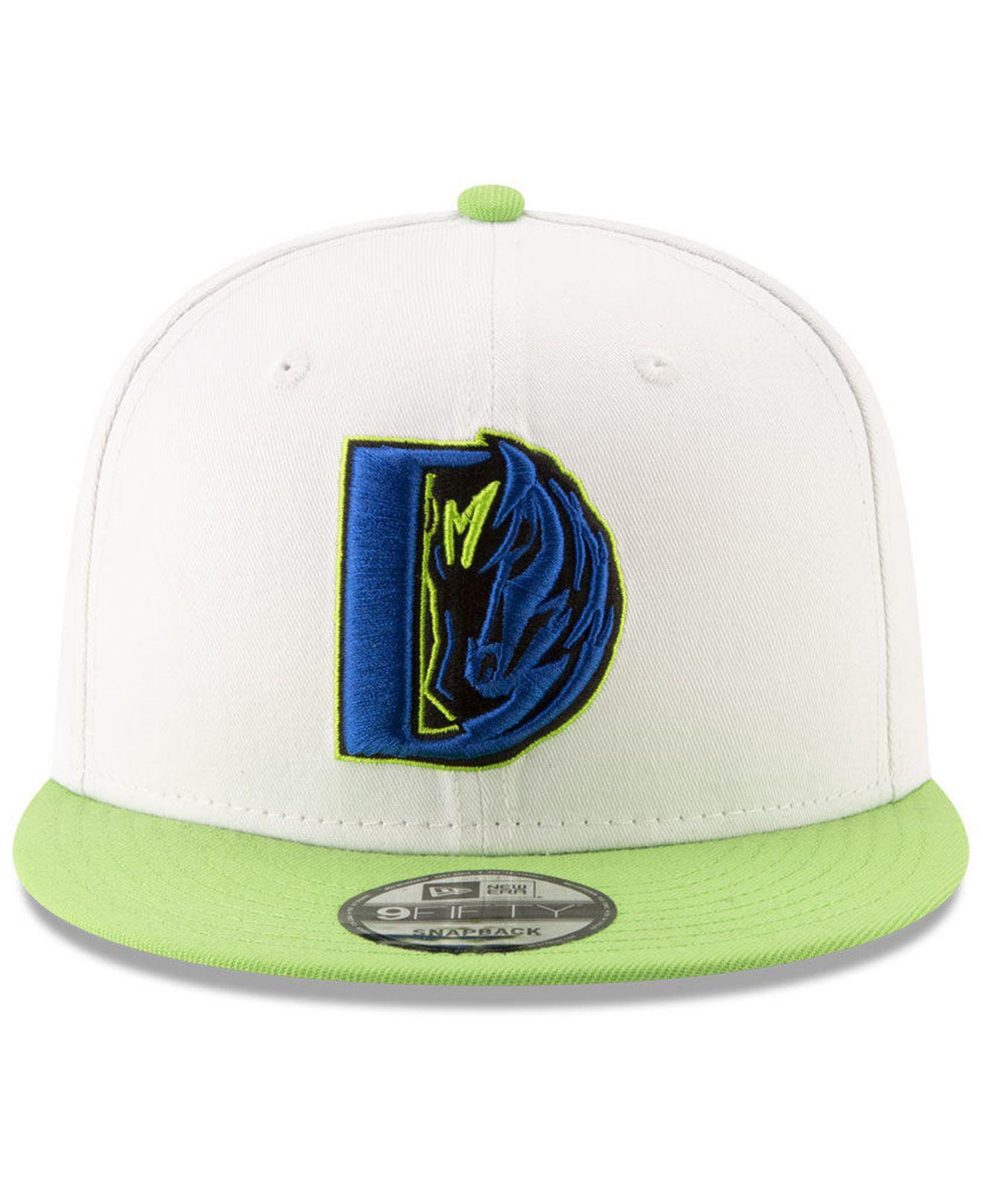 best website 6f22f b3688 ... 50% off lyst ktz dallas mavericks light city combo 9fifty snapback cap  for men ee4ee