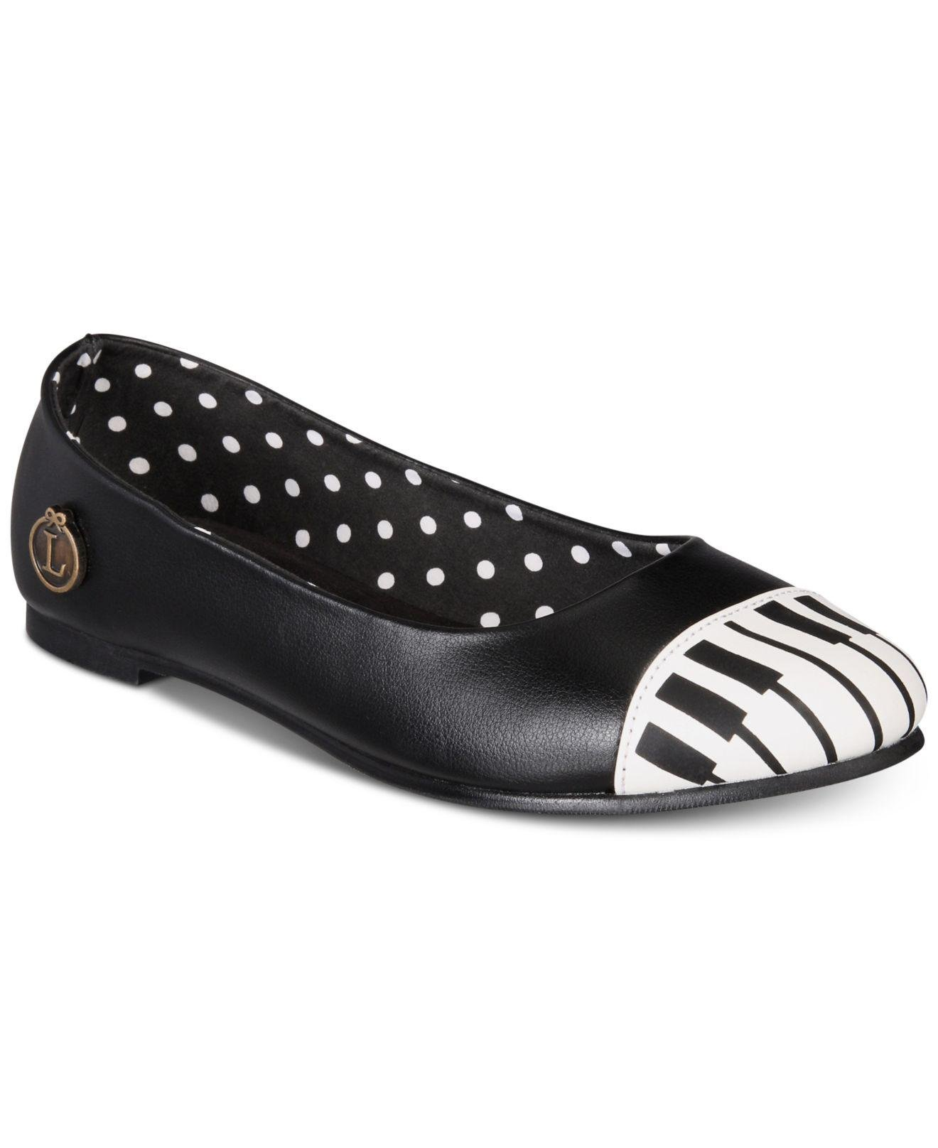 e783e95606a Lyst - Loly In The Sky Piano Loafers From The Workshop At Macy s in ...