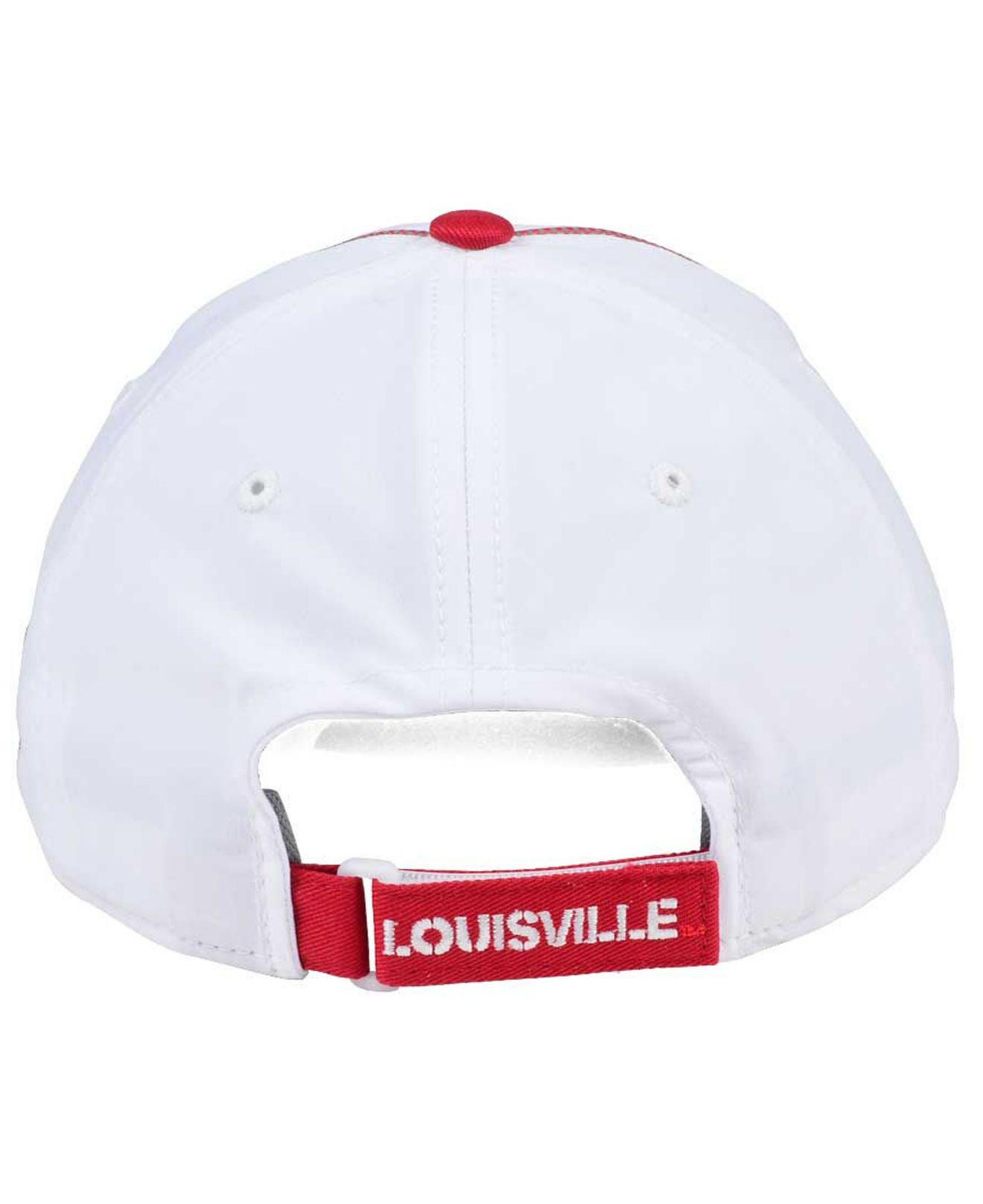 8bf7dc9ecba ... discount code for lyst adidas spring game easy adjustable cap in white  for men 89434 3f615