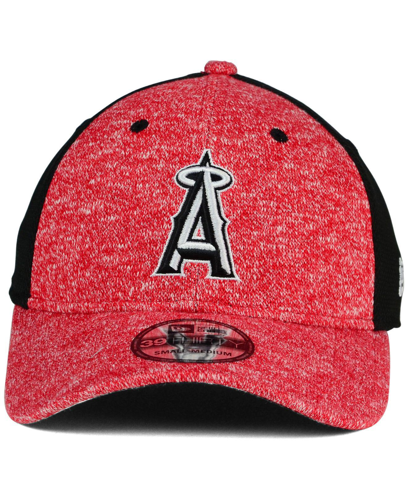 497782b585c458 ... low price lyst ktz los angeles angels of anahiem team color tech fuse  39thirty cap in