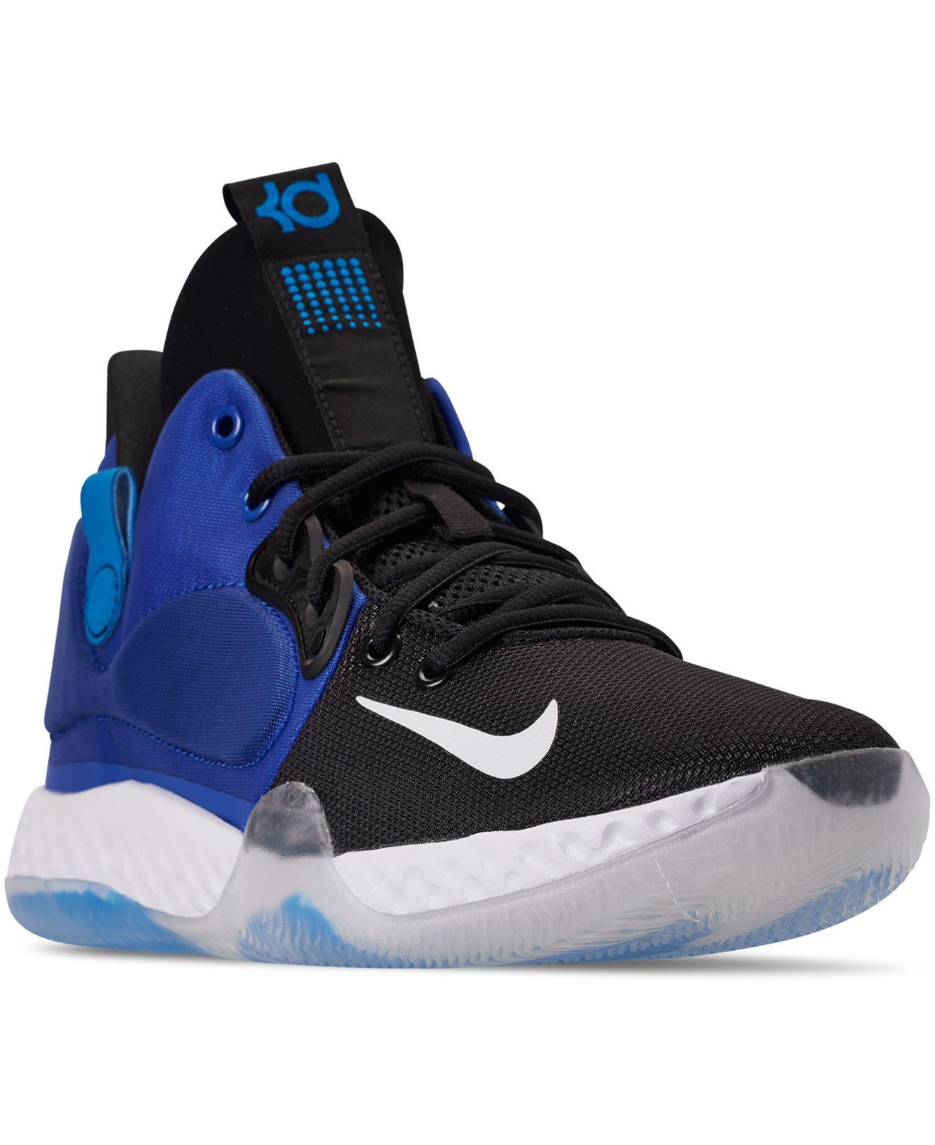 hot sales d01cd 348c1 Men's Blue Kd Trey 5 Vii
