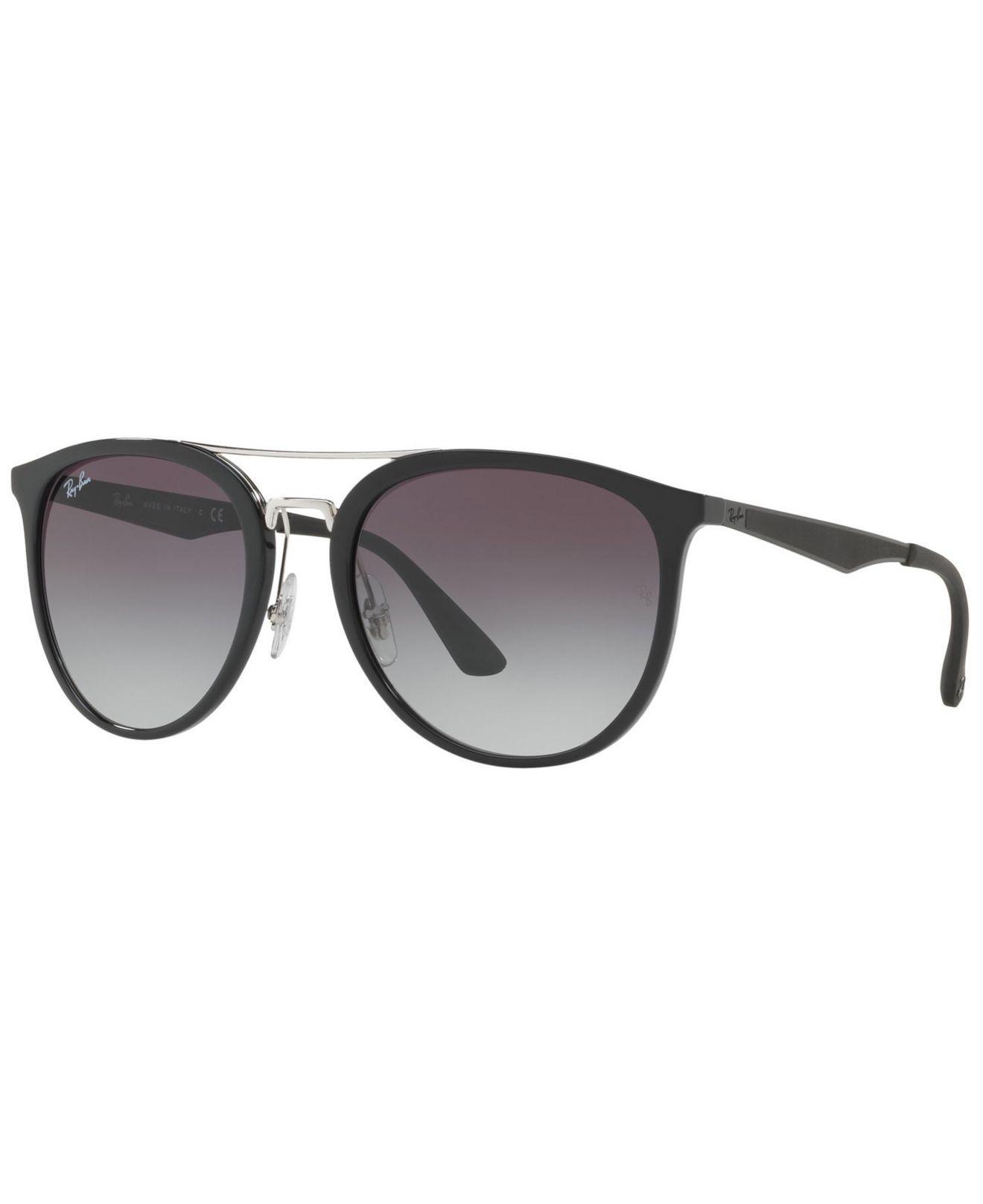 973c4428bc Ray-Ban. Men s Gray Sunglasses ...