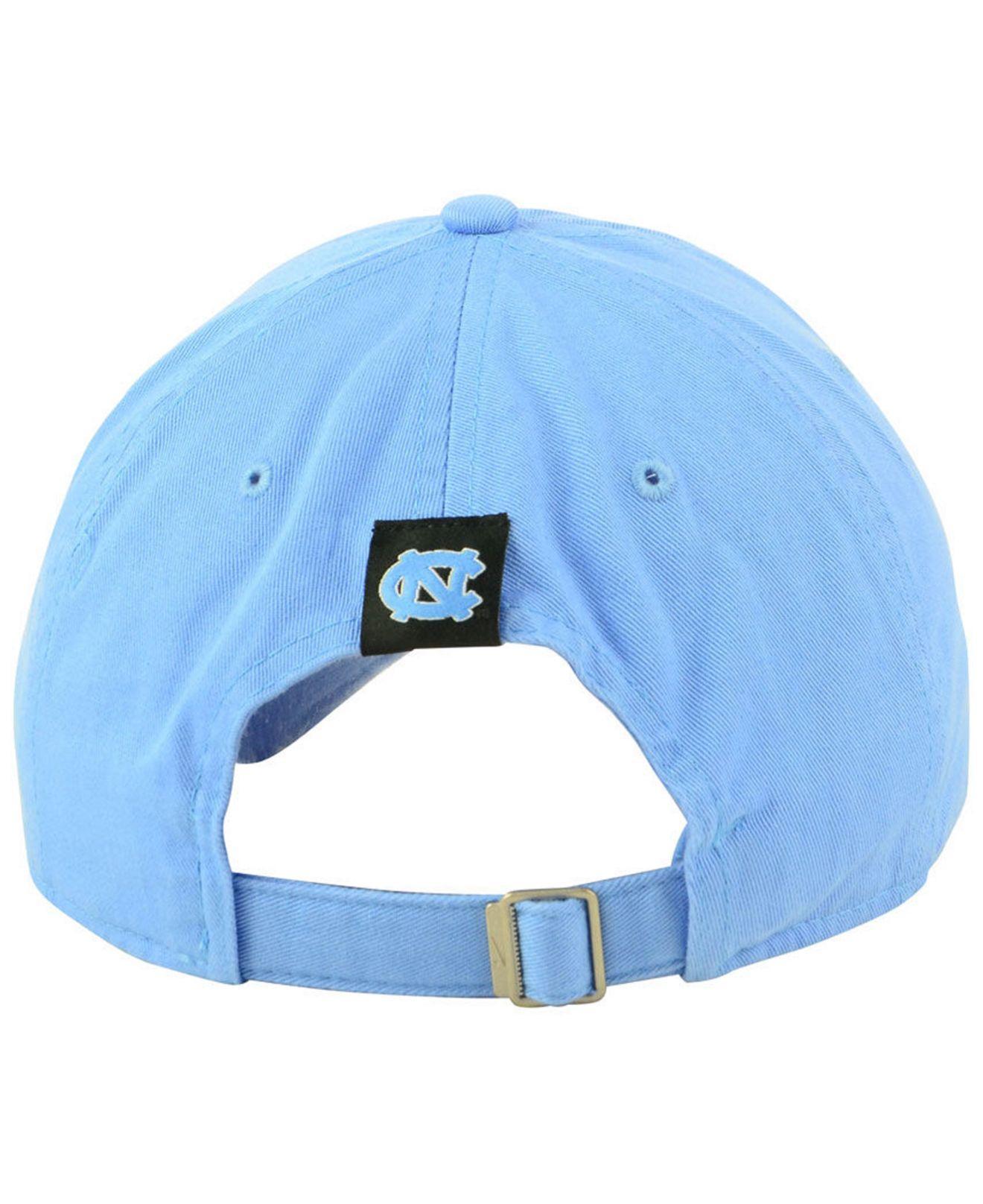 save off 2c669 01956 Nike - Blue North Carolina Tar Heels H86 Wordmark Swoosh Cap for Men -  Lyst. View fullscreen