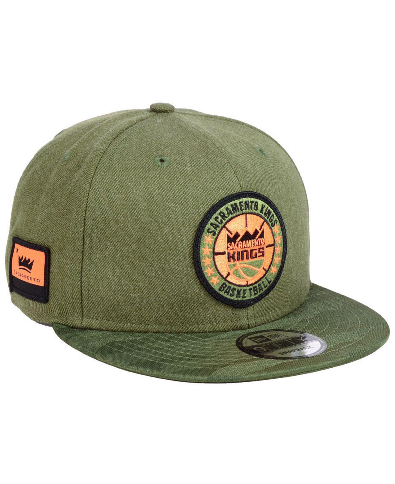 d0b258ff8 new zealand ktz. green sacramento kings tip off 9fifty snapback cap df78e  74708
