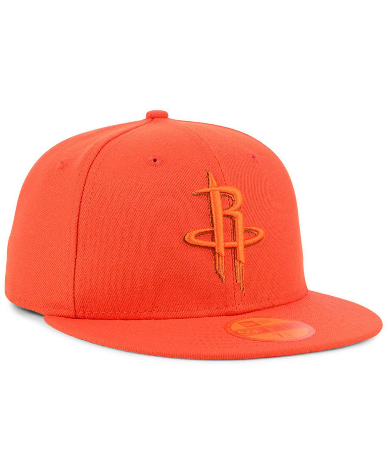 competitive price e6982 df8b1 ... order houston rockets color prism pack 59fifty fitted cap for men lyst.  view fullscreen 02f4a