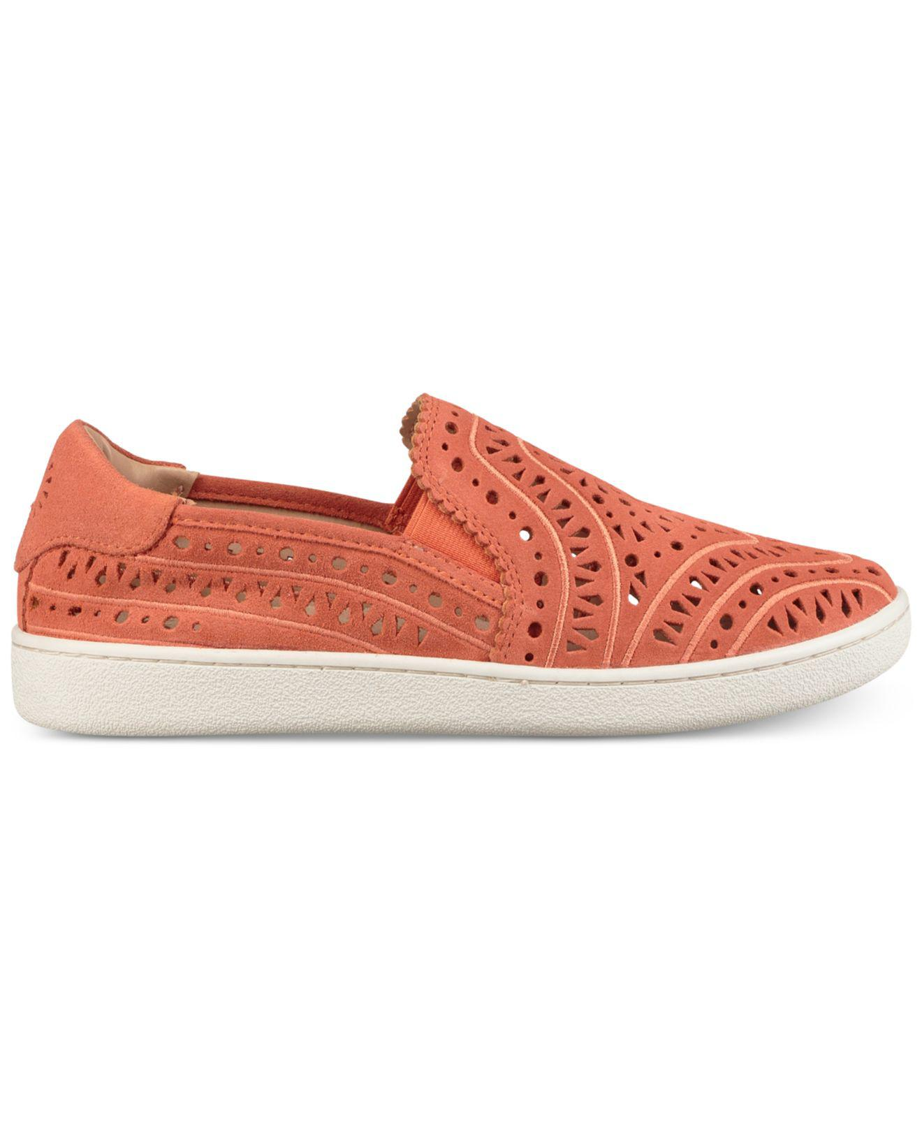 UGG Rubber Cas Perforated Slip-on