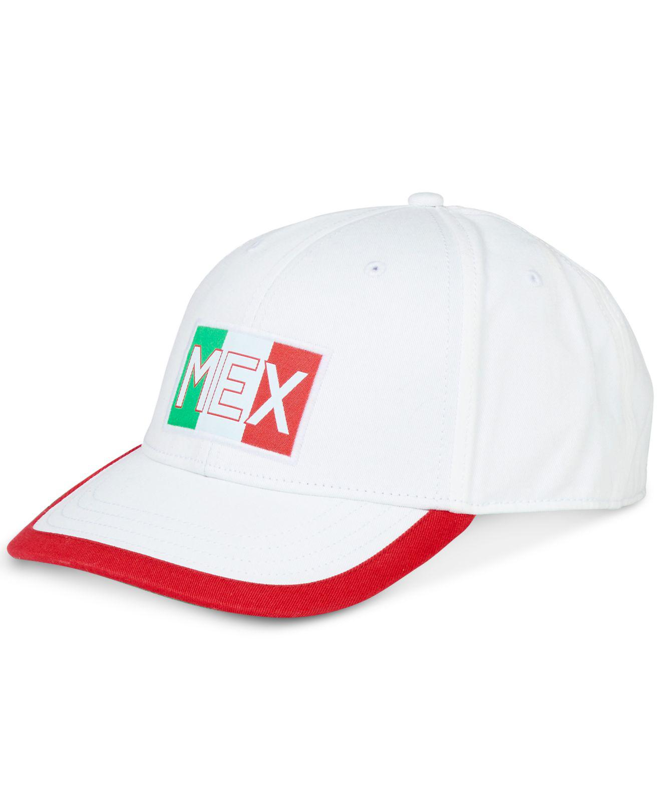 39b84ceac1bd Nautica Country Baseball Cap, Created For Macy's in White for Men - Lyst