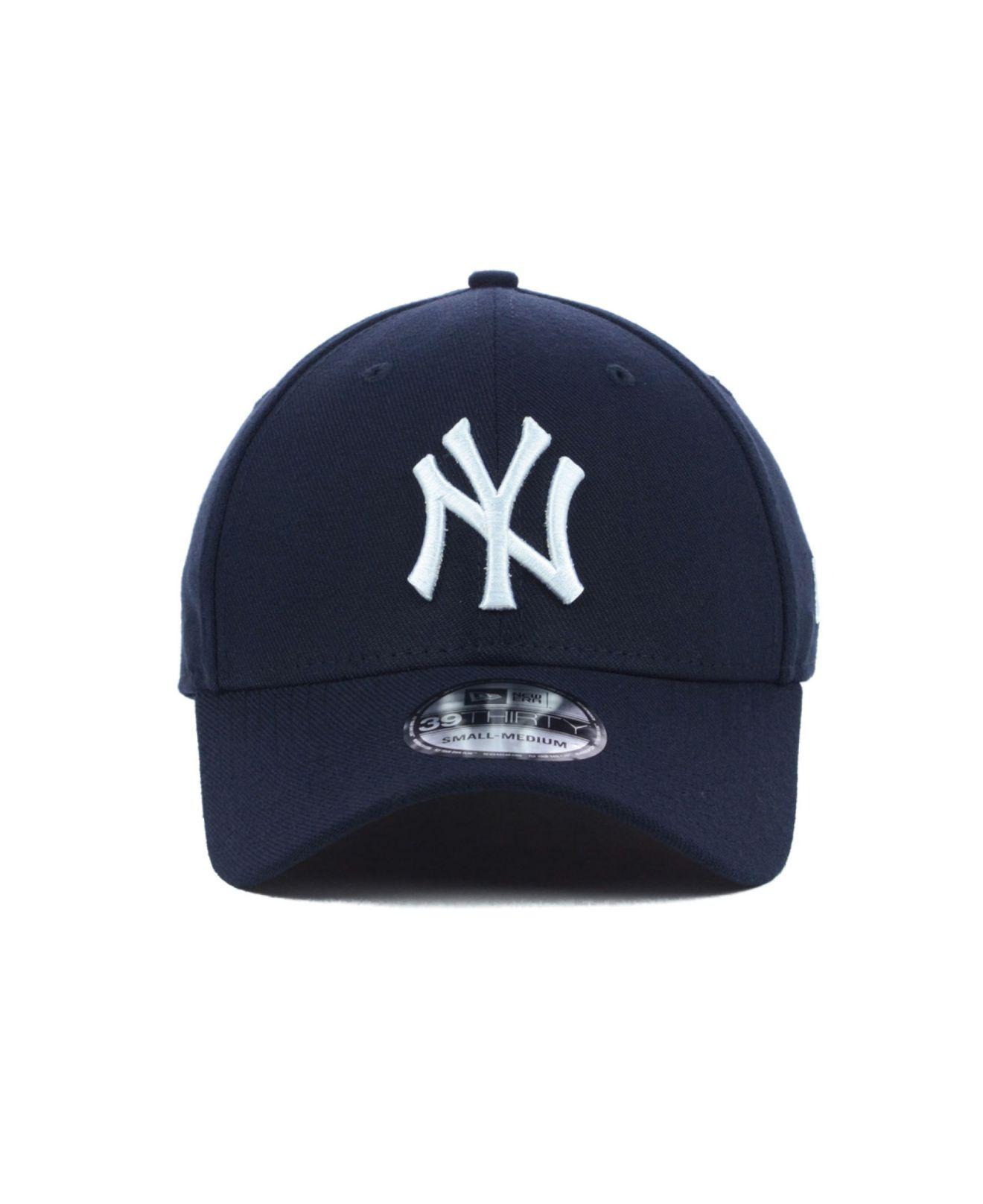 52a72d810d5 Lyst - KTZ New York Yankees Mlb Team Classic 39thirty Cap in Blue for Men