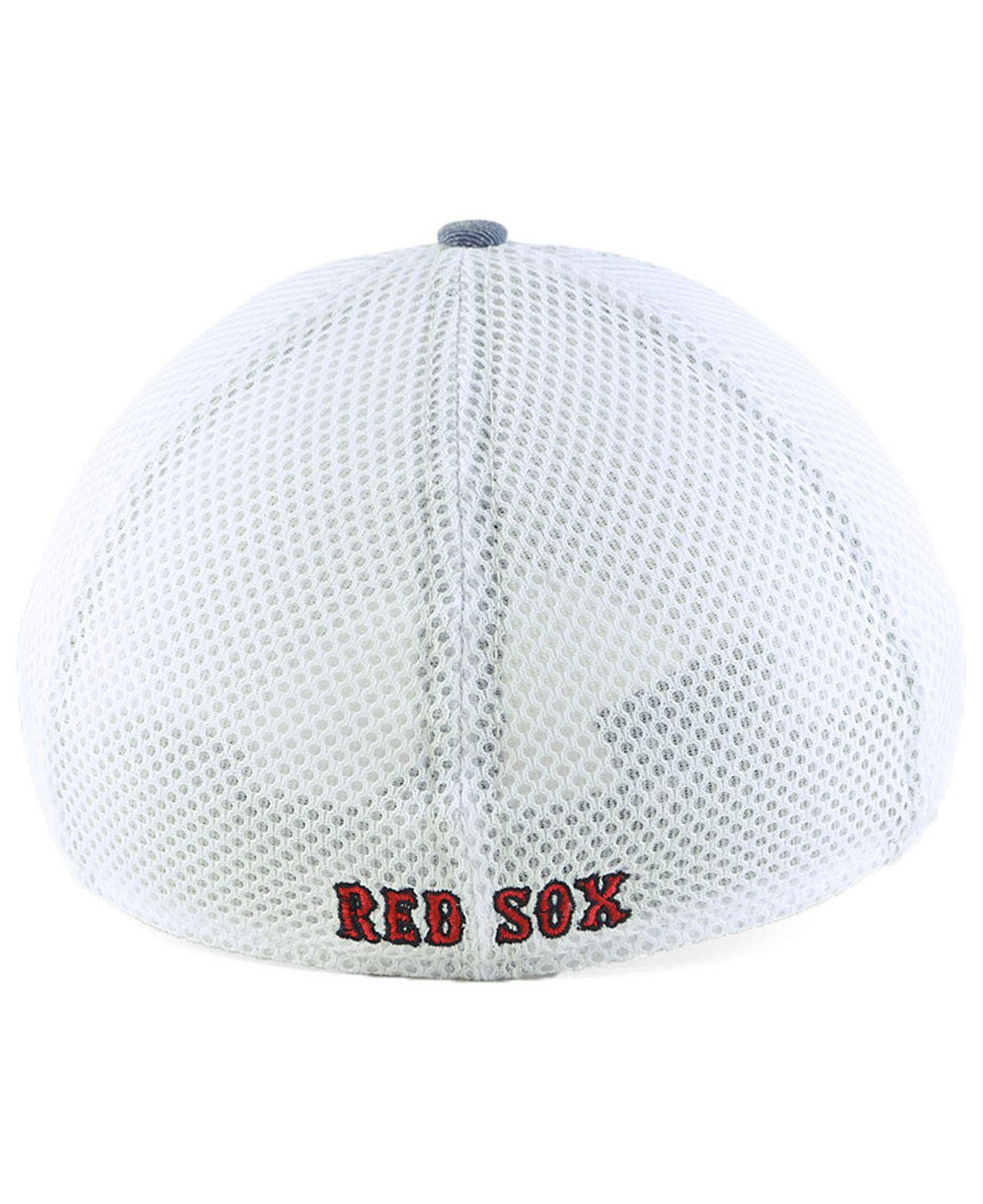 716d36174f0 ... greece lyst ktz boston red sox hooge neo 39thirty cap in blue for men  1563f 347d4