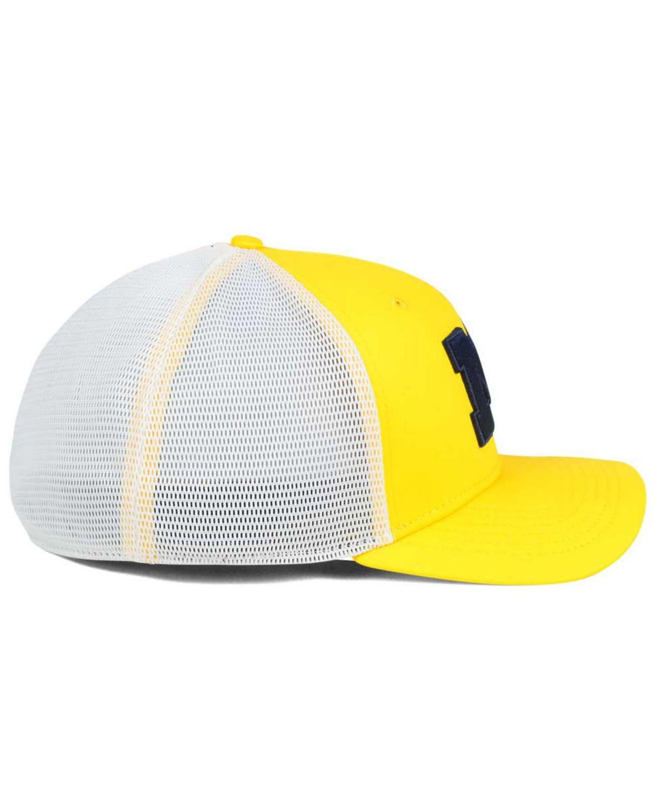 purchase cheap c8a16 d9600 ... discount code for nike metallic aero bill mesh swooshflex cap for men  lyst. view fullscreen