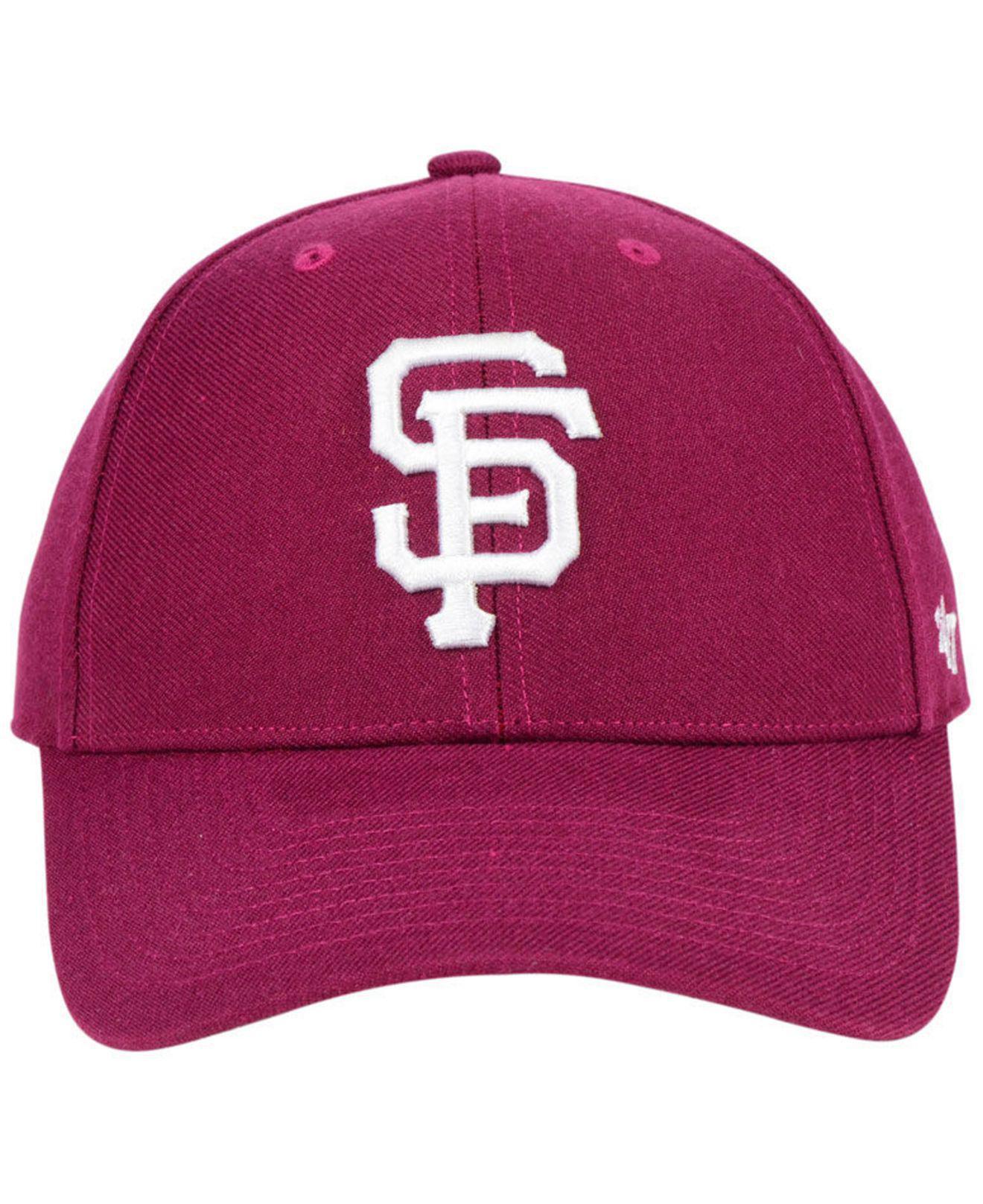 Inspired By San Francisco Giants San Francisco Giants Felt Cufflinks