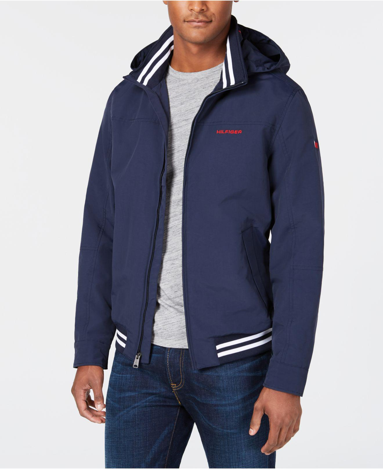 b0085d2e Tommy Hilfiger Regatta Jacket, Created For Macy's in Blue for Men ...