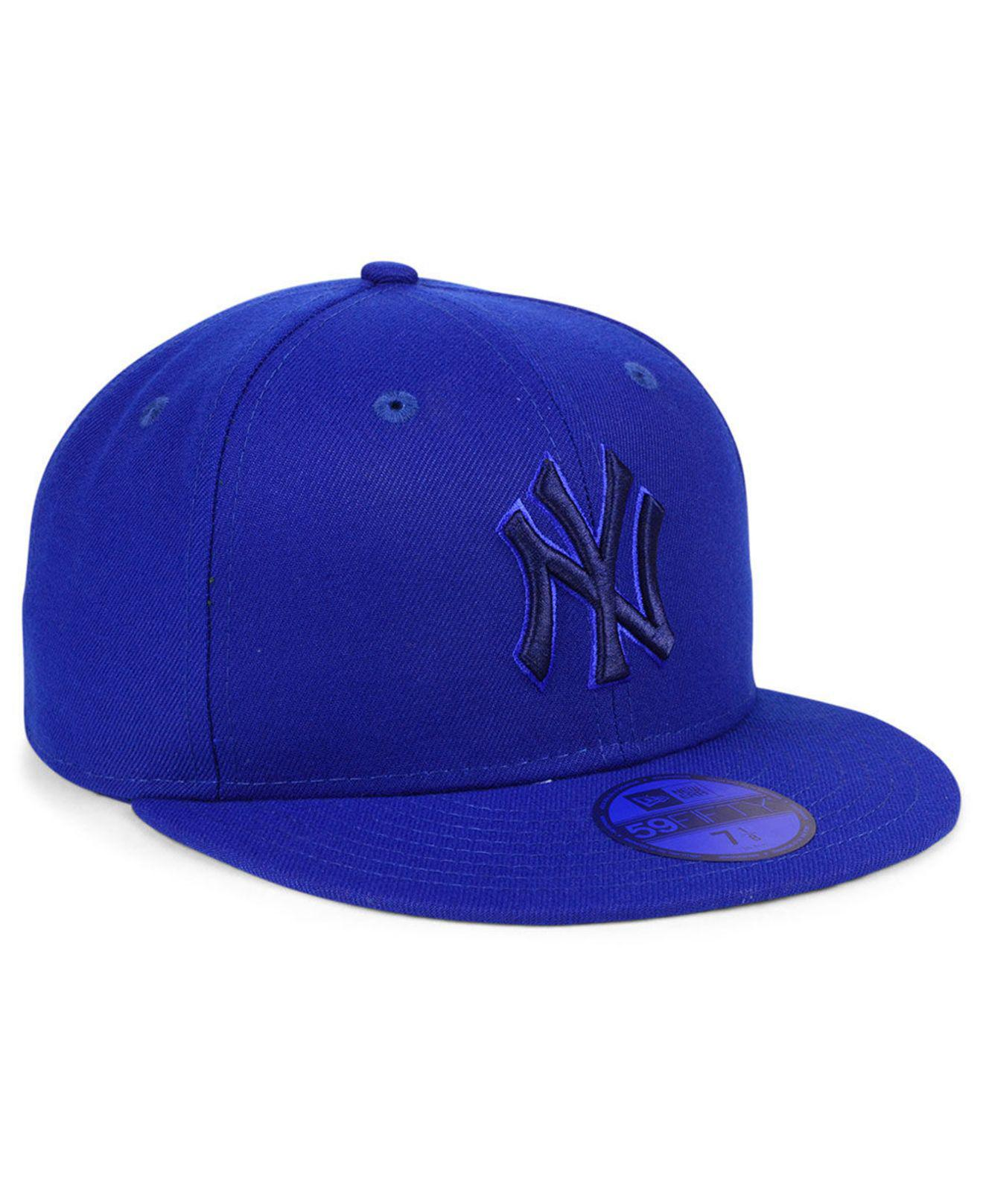433477638c804 ... discount new york yankees prism color pack 59fifty fitted cap for men  lyst. view fullscreen