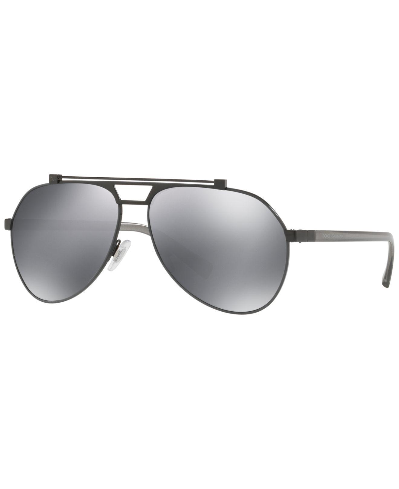 087b308c07fcc Lyst - Dolce   Gabbana Dg2189 in Gray for Men