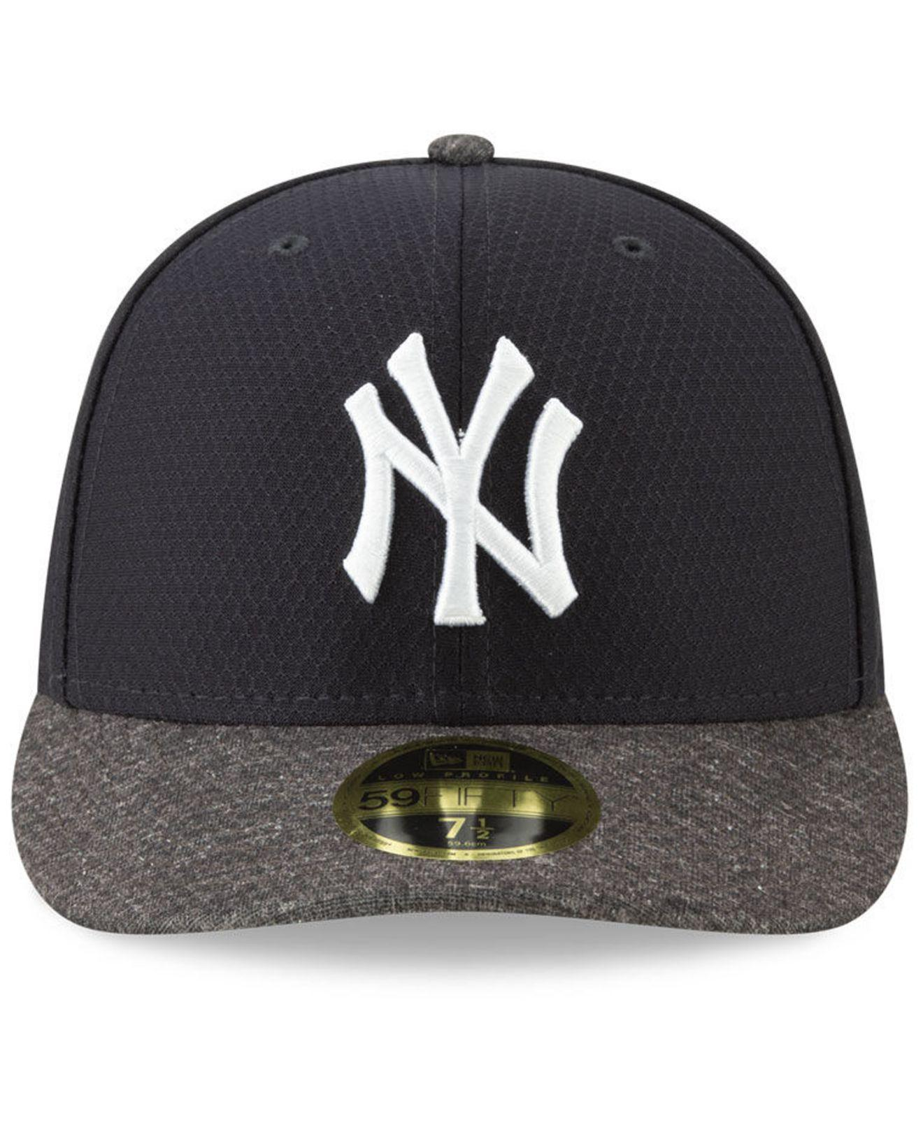 e8cd01badeb Lyst - KTZ New York Yankees Spring Training 59fifty-fitted Low Profile Cap  in Blue for Men - Save 10%