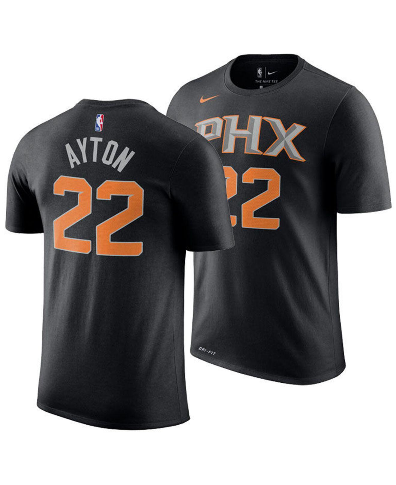 f9db37f25165 Nike - Black Deandre Ayton Phoenix Suns Nba Statement Player T-shirt for  Men -. View fullscreen