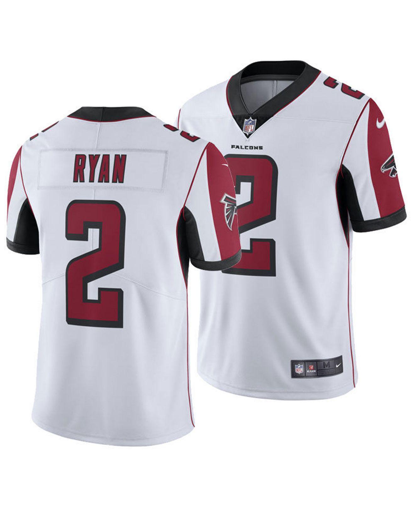 Lyst - Nike Matt Ryan Atlanta Falcons Vapor Untouchable Limited ... 1a7657727