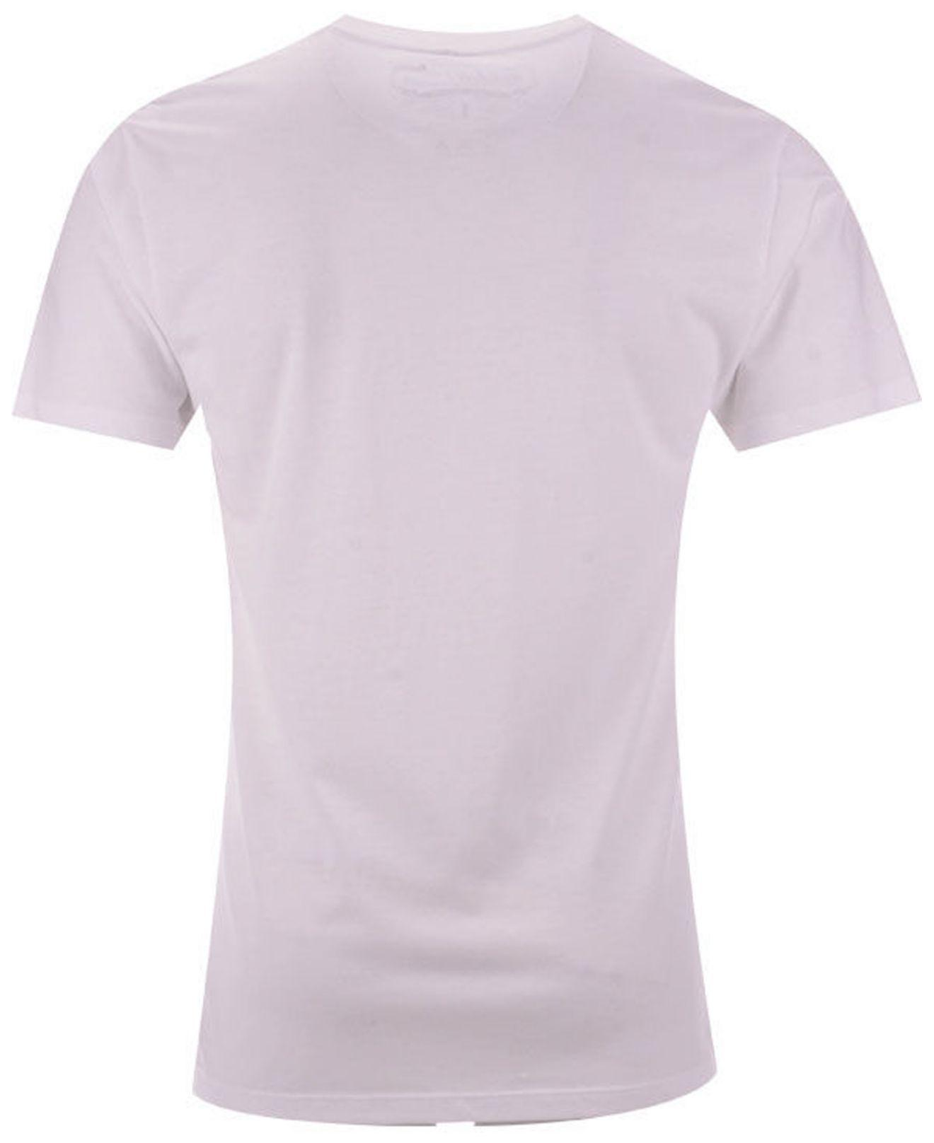 e19b9d65 Mitchell & Ness White Chicago Bulls 6 Time Gold T-shirt for men