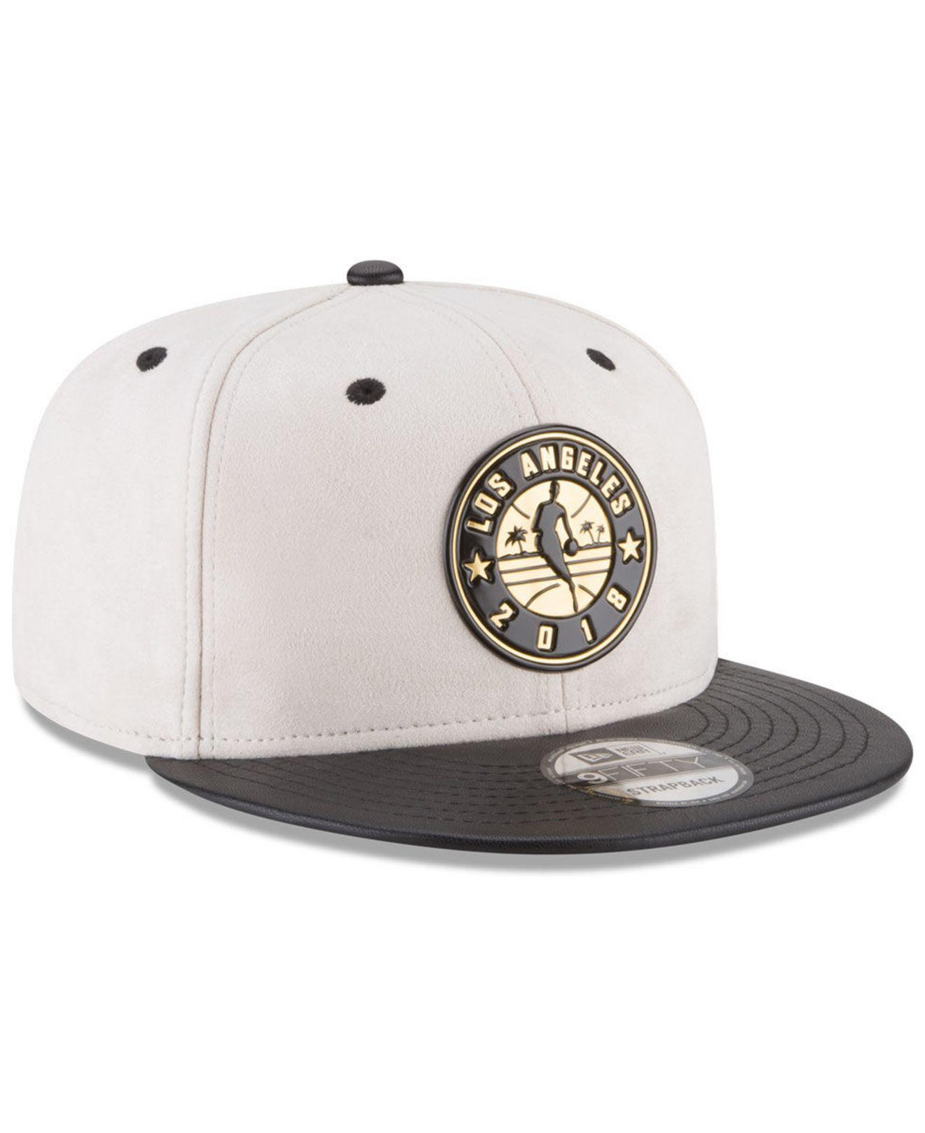 purchase cheap f2c96 2f6d9 KTZ Multicolor Nba All Star Paul George Collection 9fifty Strapback Cap for  men