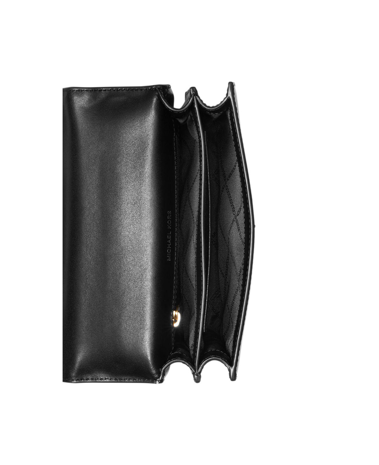 8f5b29b1281a Michael Kors - Multicolor Michael Mott Metallic Deco Chain Swing Shoulder  Bag - Lyst. View fullscreen
