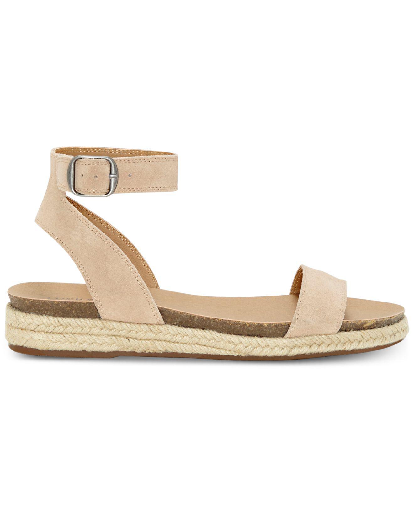 5577bb5d29e Lyst - Lucky Brand Garston Sandals