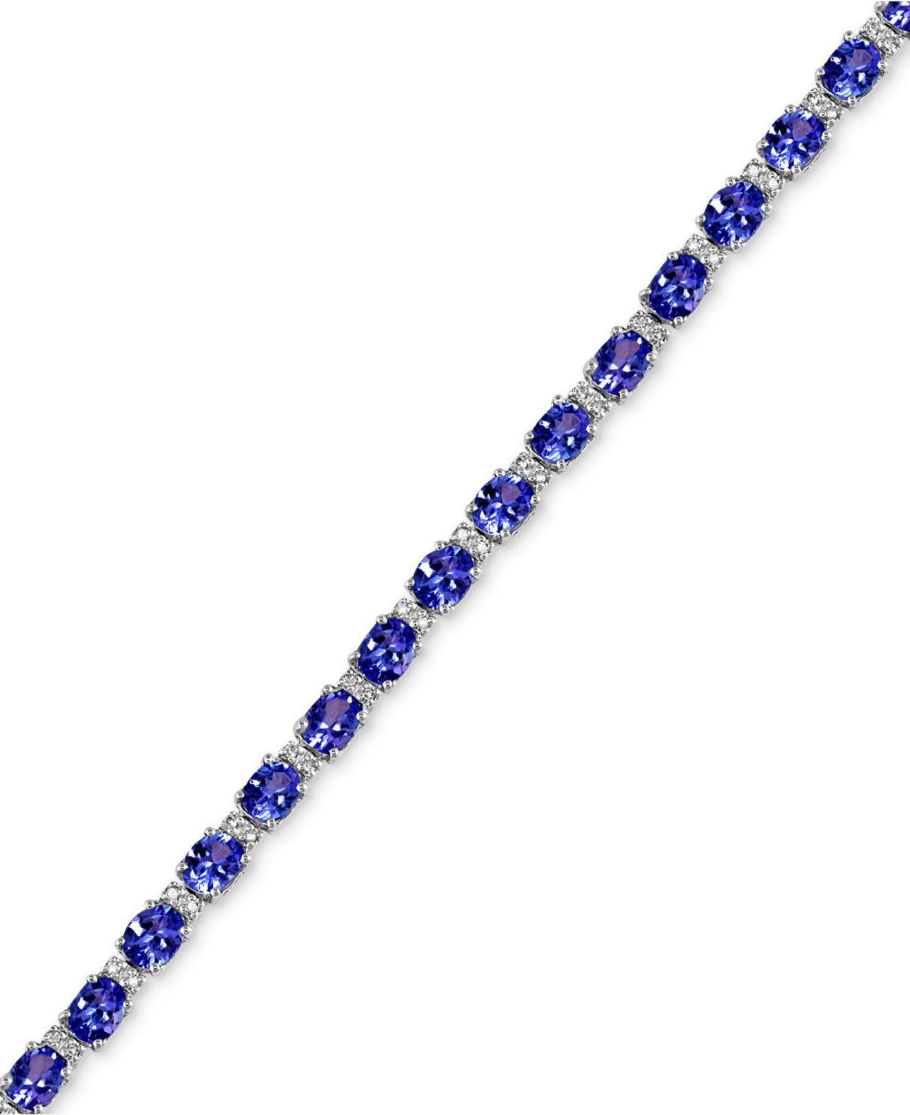 Lyst Effy Collection Tanzanite 8 7 8 Ct T W And