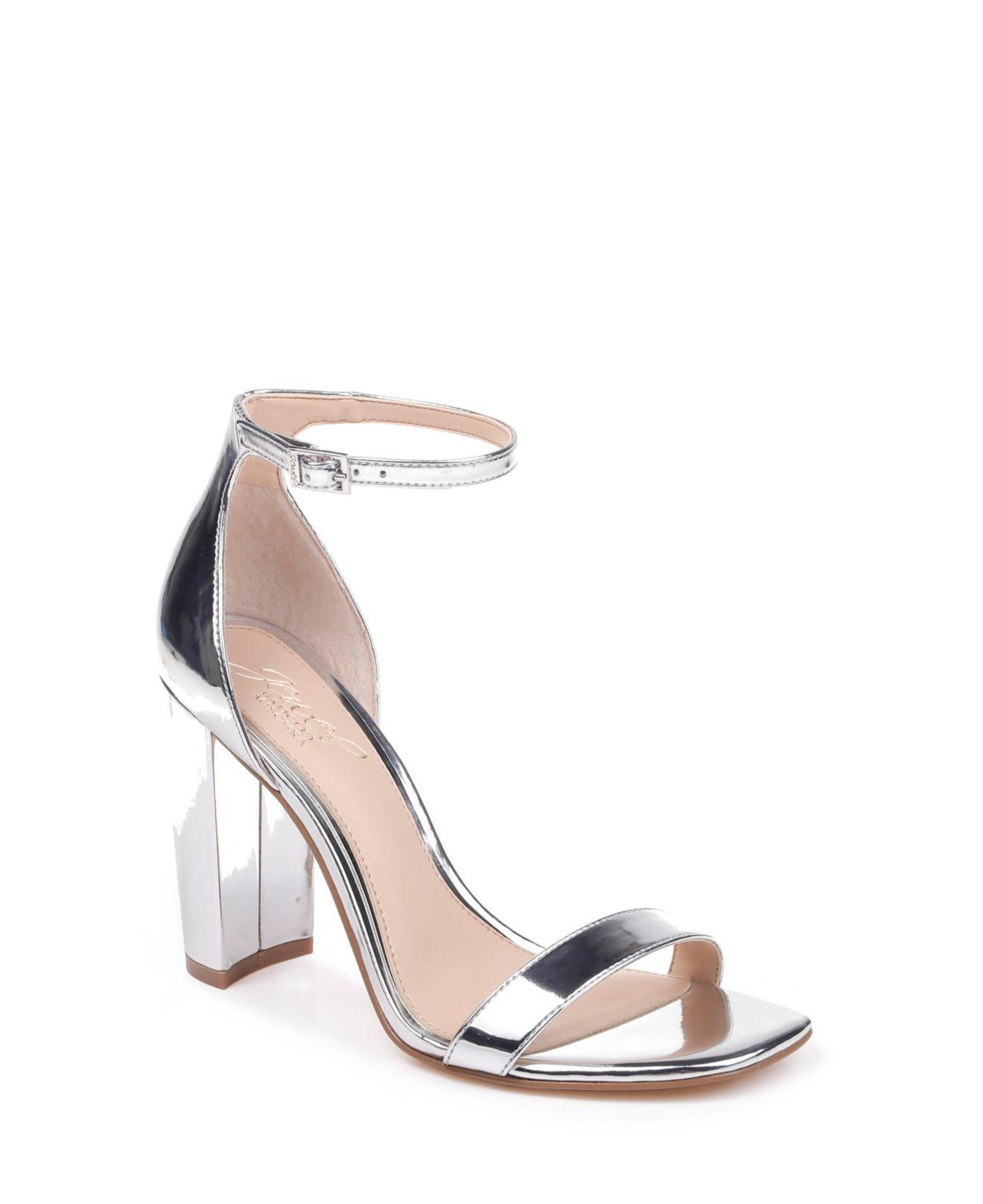 c3211ae20 Badgley Mischka. Women's Metallic Jewel By Badgley Mischka Keshia Evening  Sandals