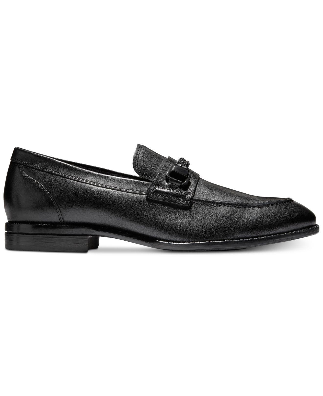2c9af74e933 Lyst - Cole Haan Williams 2.0 Grand Bit Loafers in Black for Men