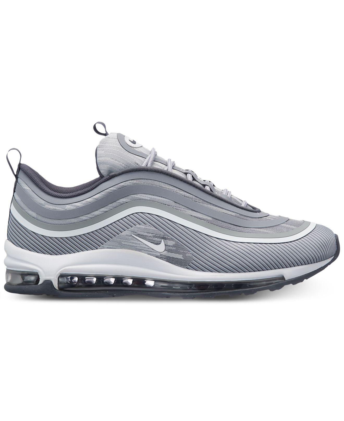 detailed look cc810 03f46 Nike Gray Air Max 97 Ul 2017 Running Sneakers From Finish Line for men