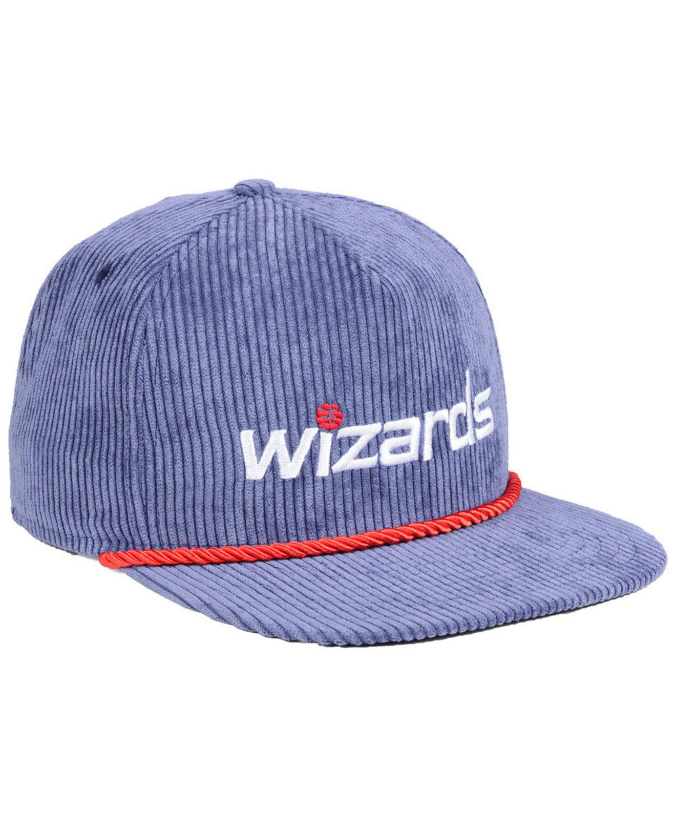 Lyst - KTZ Washington Wizards Hardwood Classic Nights Cords 9fifty ... 6cee9e1a2