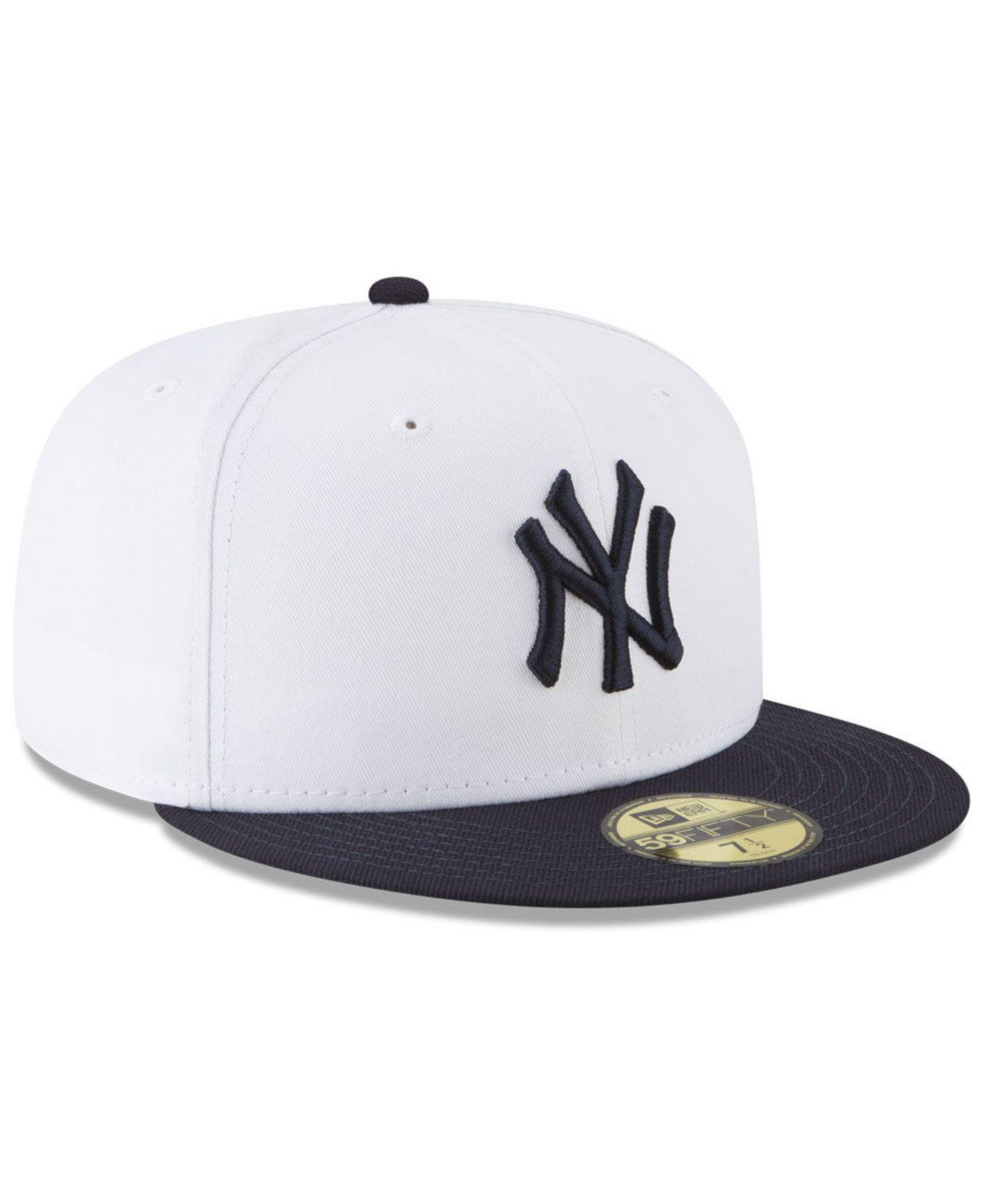 2fbfe04fe13 ... New York Yankees Batting Practice Wool Flip 59fifty Fitted Cap for Men  -. View fullscreen