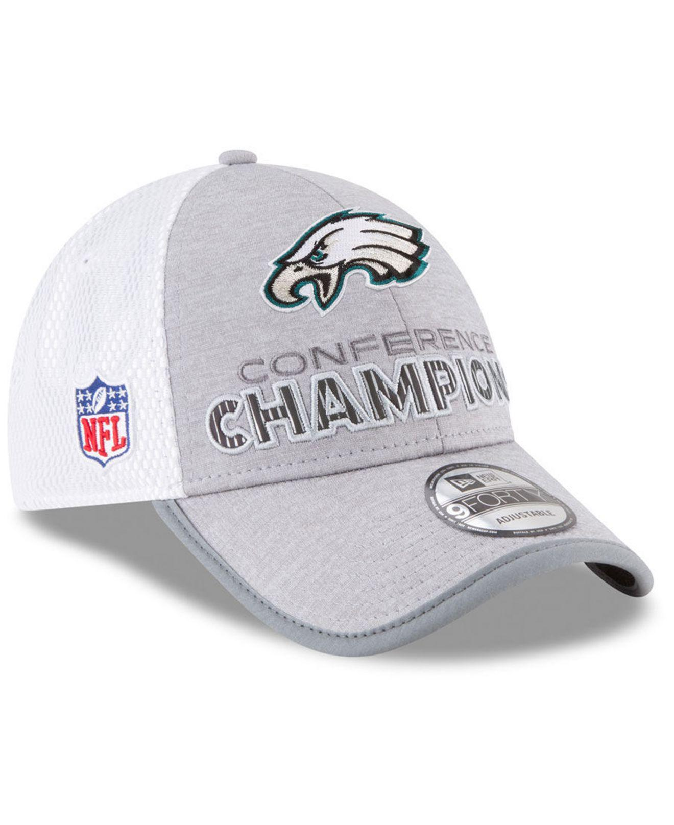 8a4854a02 Lyst - KTZ Philadelphia Eagles Super Bowl Lii Conference Champ ...