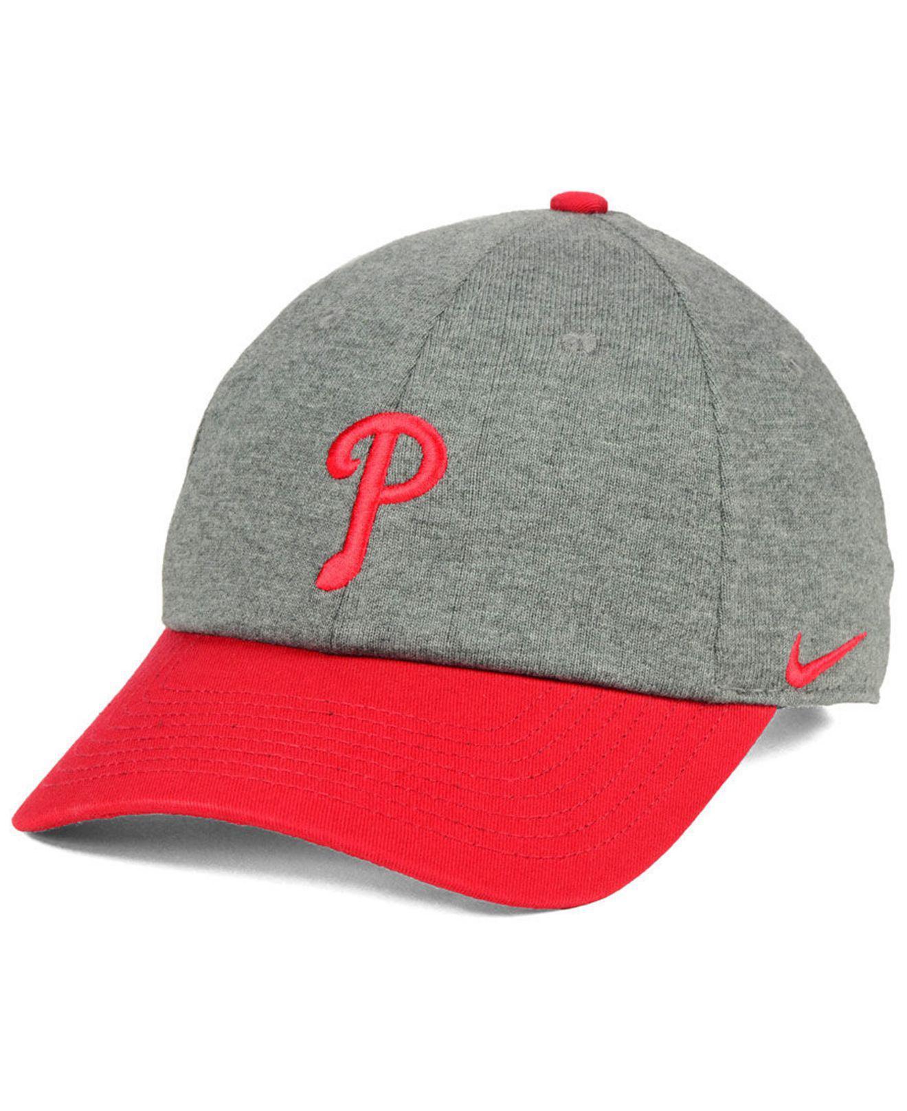 132b67f7e8e Lyst - Nike Philadelphia Phillies 2 Tone Heather Cap for Men