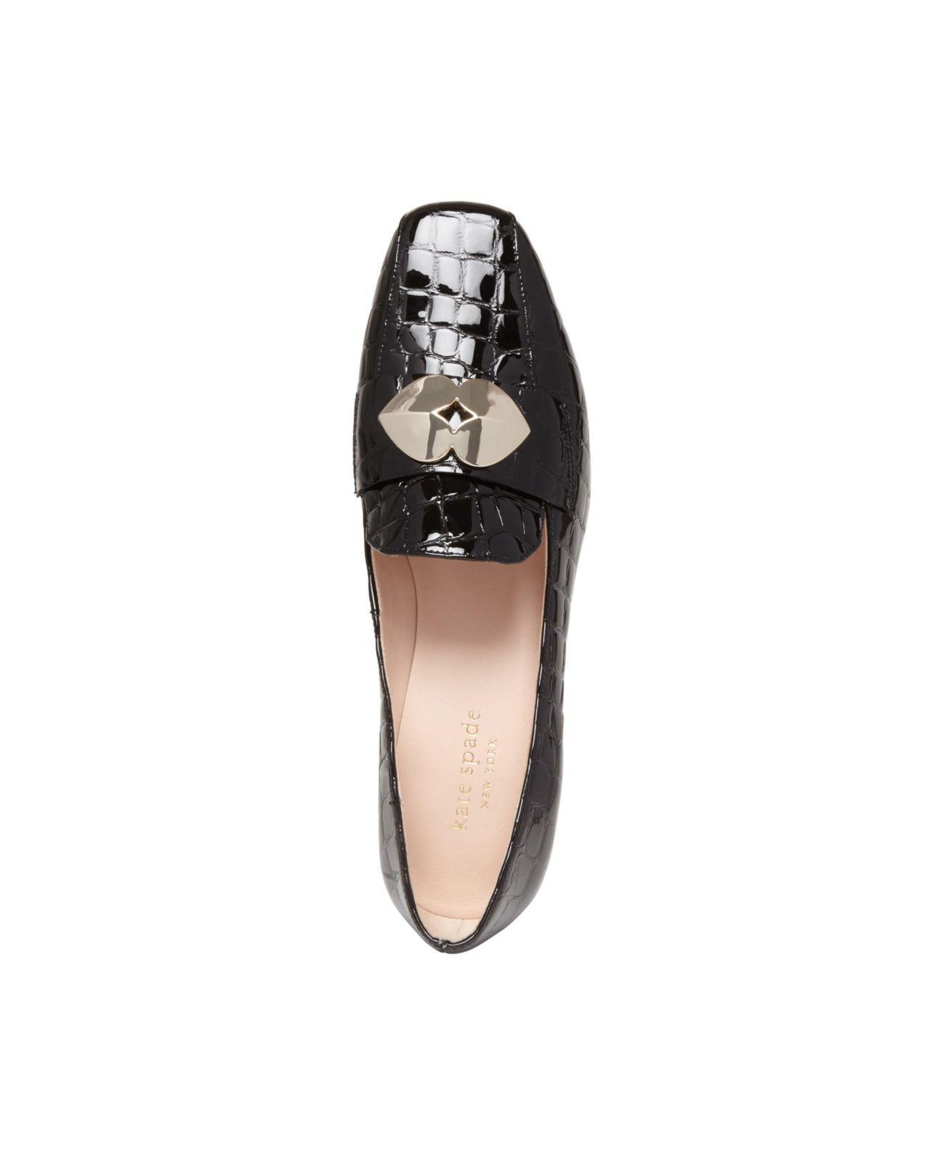 Kate Spade Leather Jadena Dress Shoes