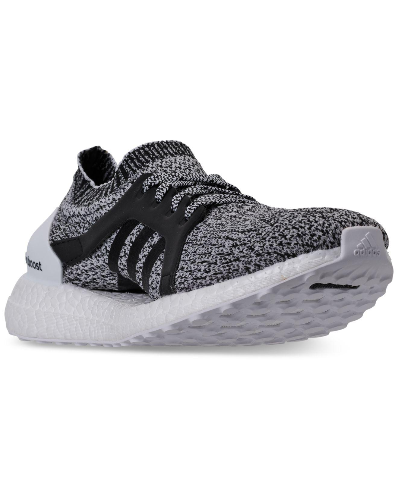 479ff54563a67 ... reduced adidas. womens black ultraboost x running sneakers from finish  line 20698 da7e9