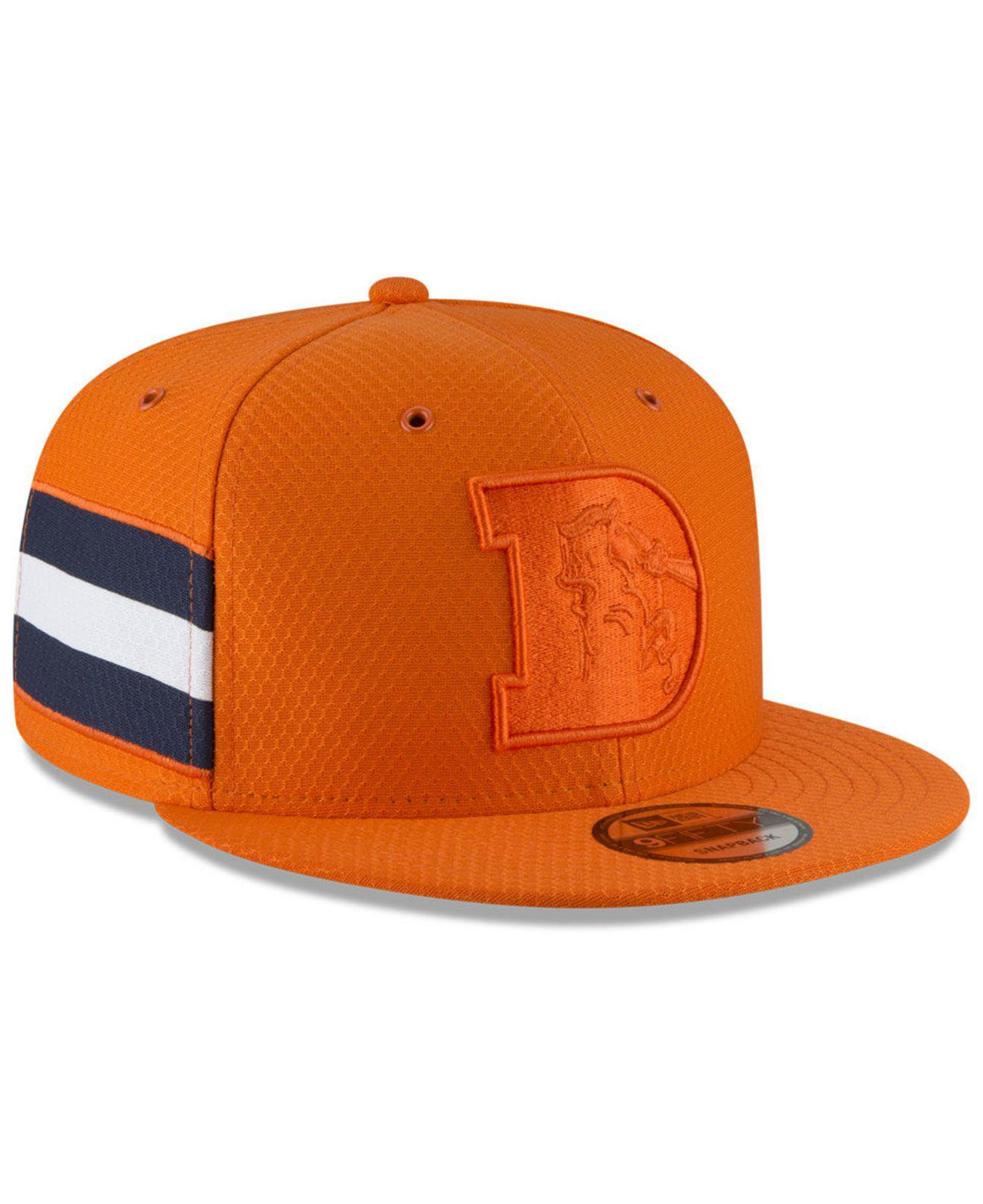 fa49fc21de6 ... cleveland browns new era brown 2017 color rush 9fifty snapback  adjustable hat 62a0a ce994  new zealand field color rush 9fifty snapback  cap for men ...